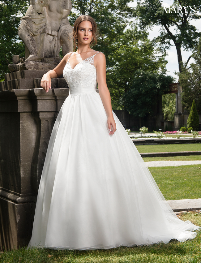 Color Bridal Dresses - Style - MB2006