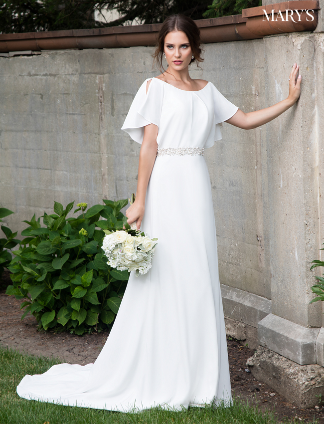 Color Bridal Dresses - Style - MB2007
