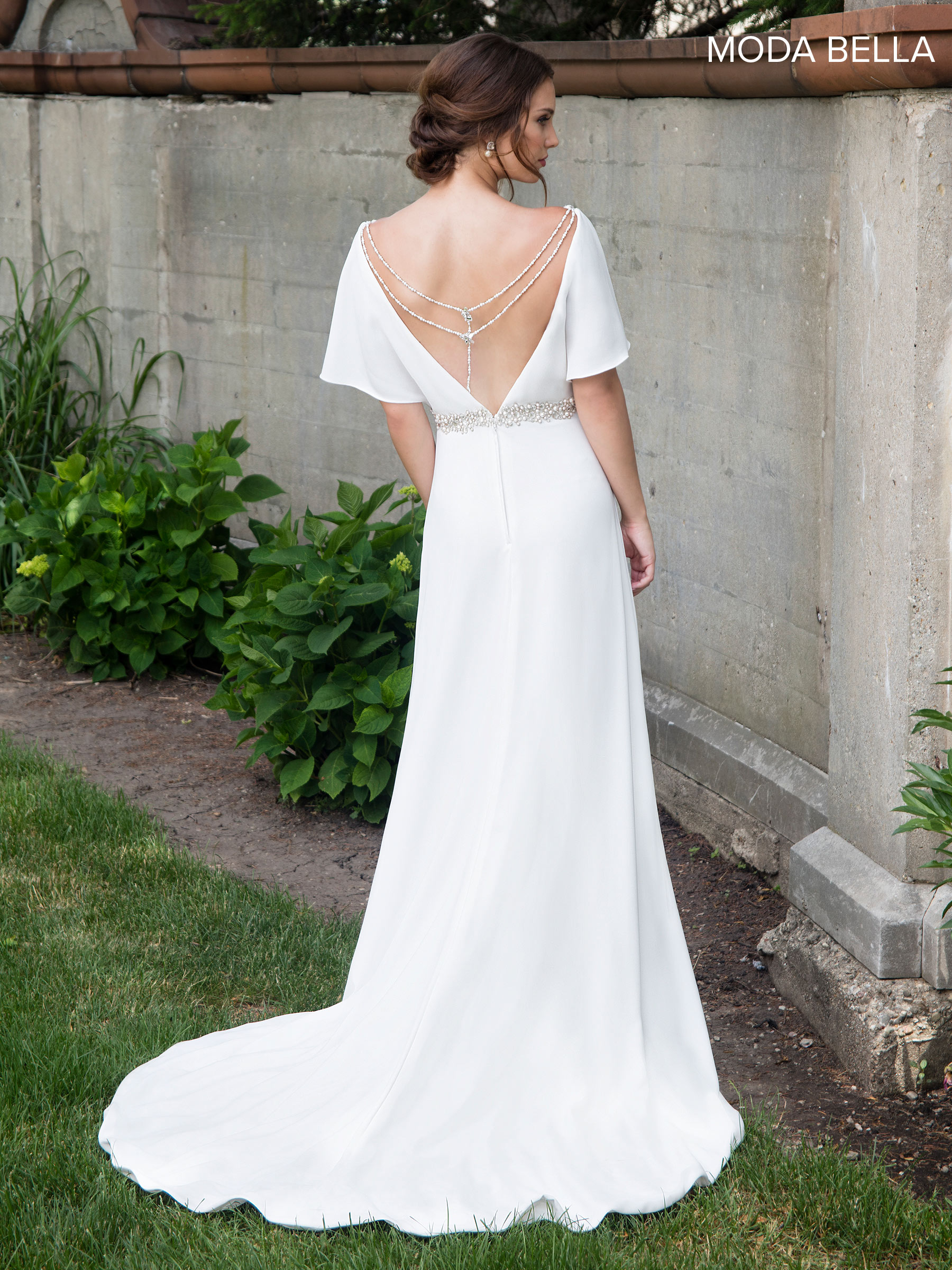 Bridal Dresses | Moda Bella | Style - MB2007