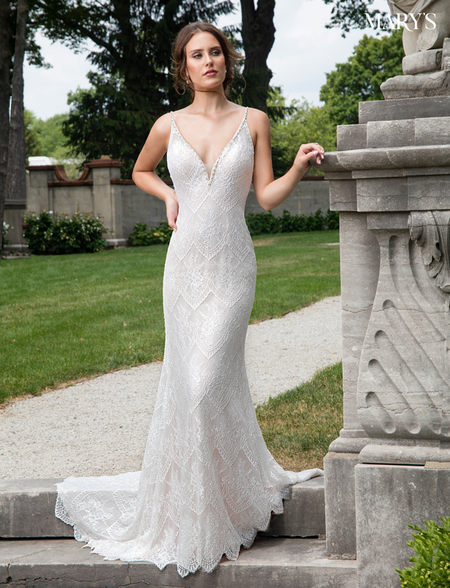 Color Bridal Dresses - Style - MB2008