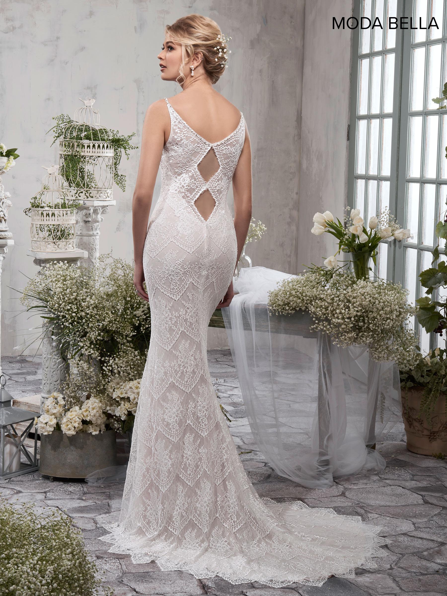 Bridal Dresses | Moda Bella | Style - MB2008