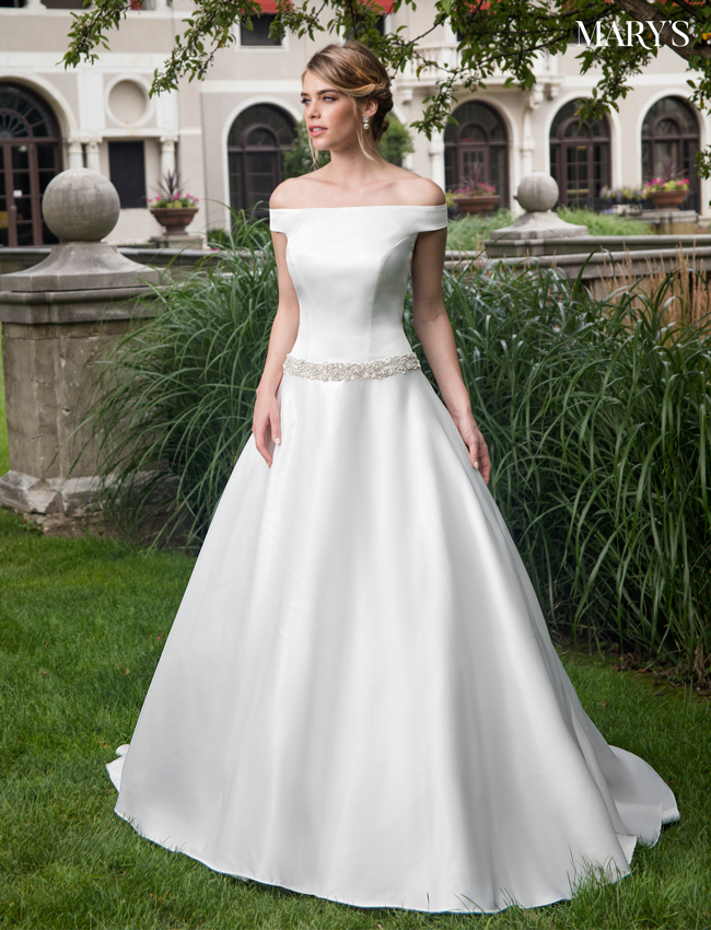 Color Bridal Dresses - Style - MB2009