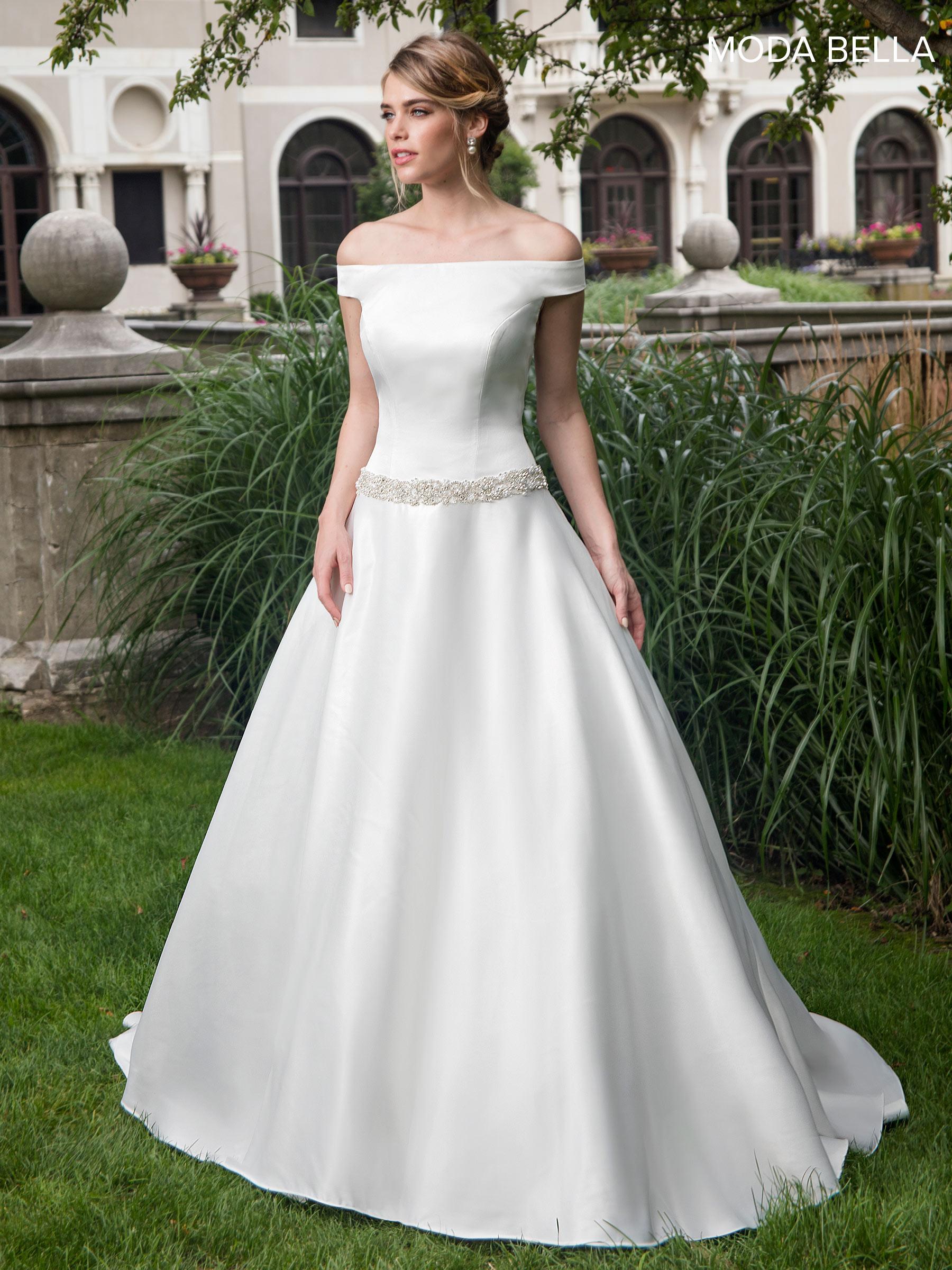 Bridal Dresses | Moda Bella | Style - MB2009