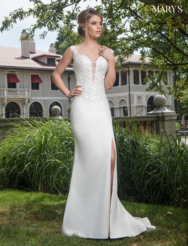 Color Bridal Dresses - Style - MB2010