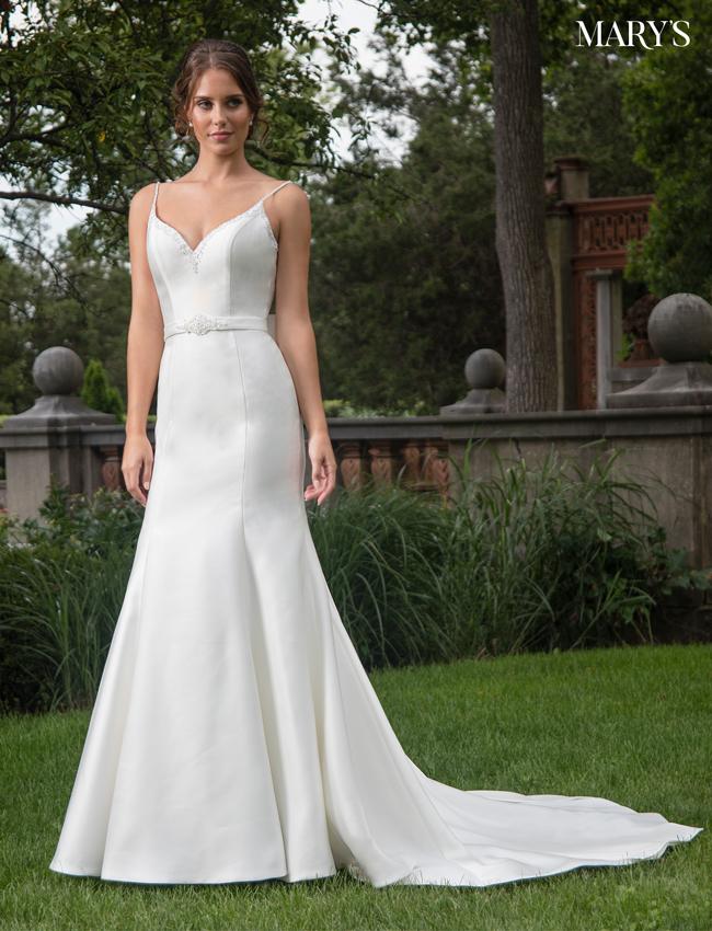 Color Bridal Dresses - Style - MB2011