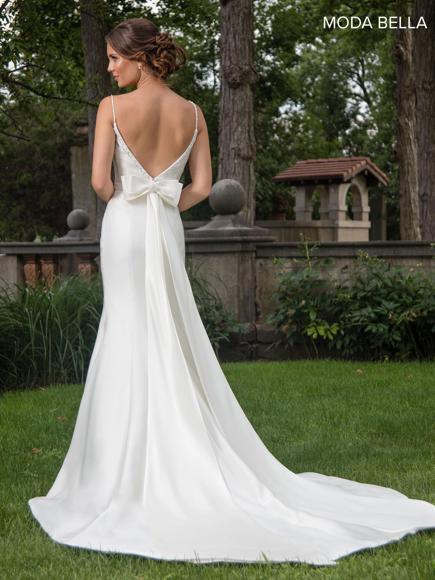 Bridal Dresses | Moda Bella | Style - MB2011