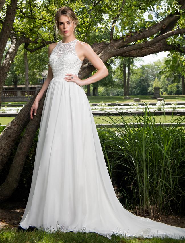 Color Bridal Dresses - Style - MB2012