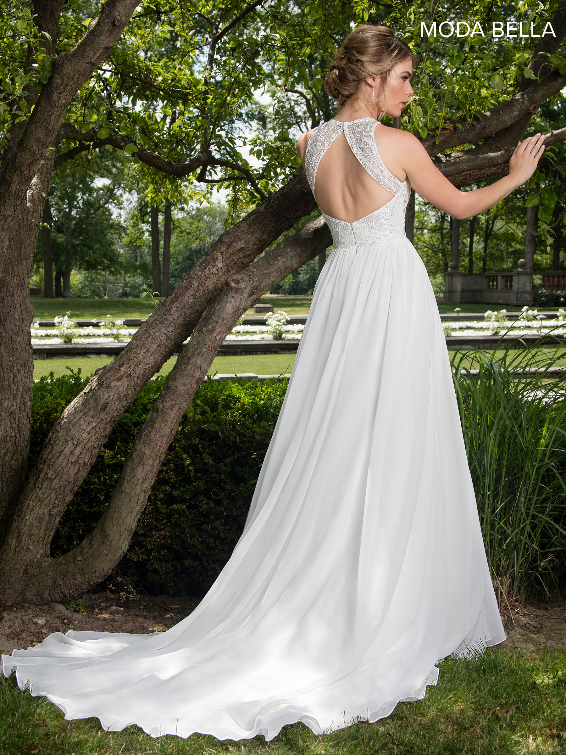 Bridal Dresses | Moda Bella | Style - MB2012