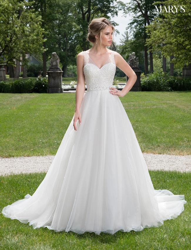 Color Bridal Dresses - Style - MB2013