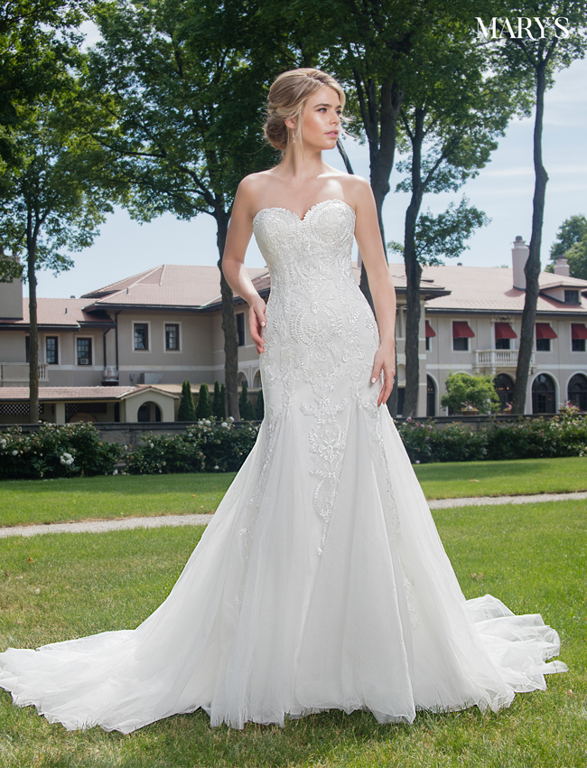 Color Bridal Dresses - Style - MB2014