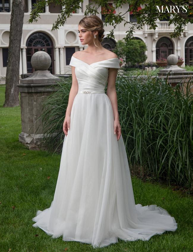 Color Bridal Dresses - Style - MB2015