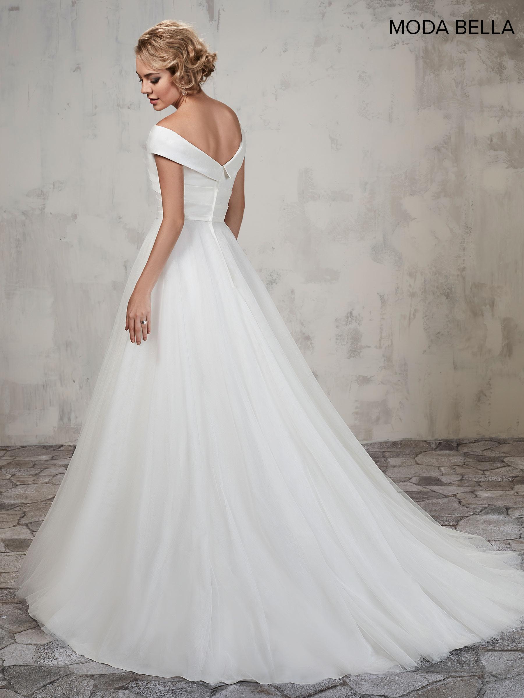 Bridal Dresses | Moda Bella | Style - MB2015