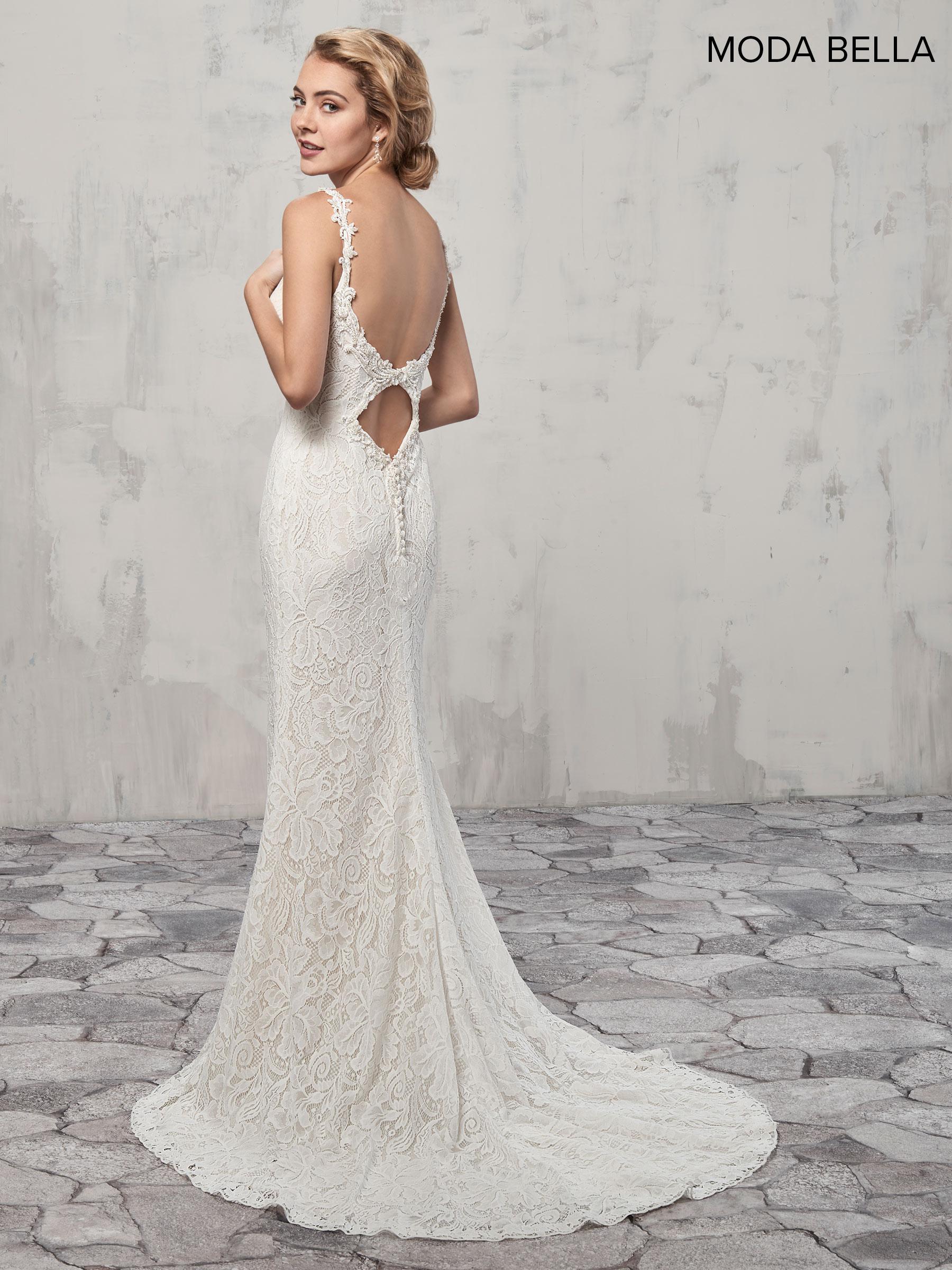 Bridal Dresses | Moda Bella | Style - MB2016