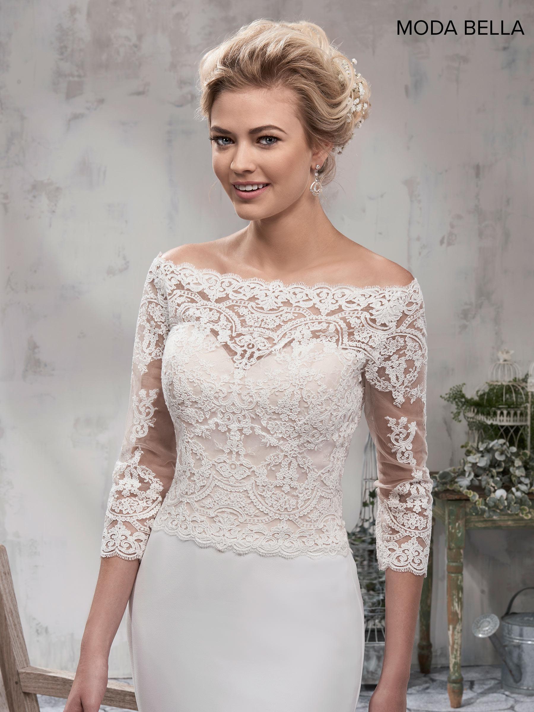 Bridal Dresses | Moda Bella | Style - MB2017