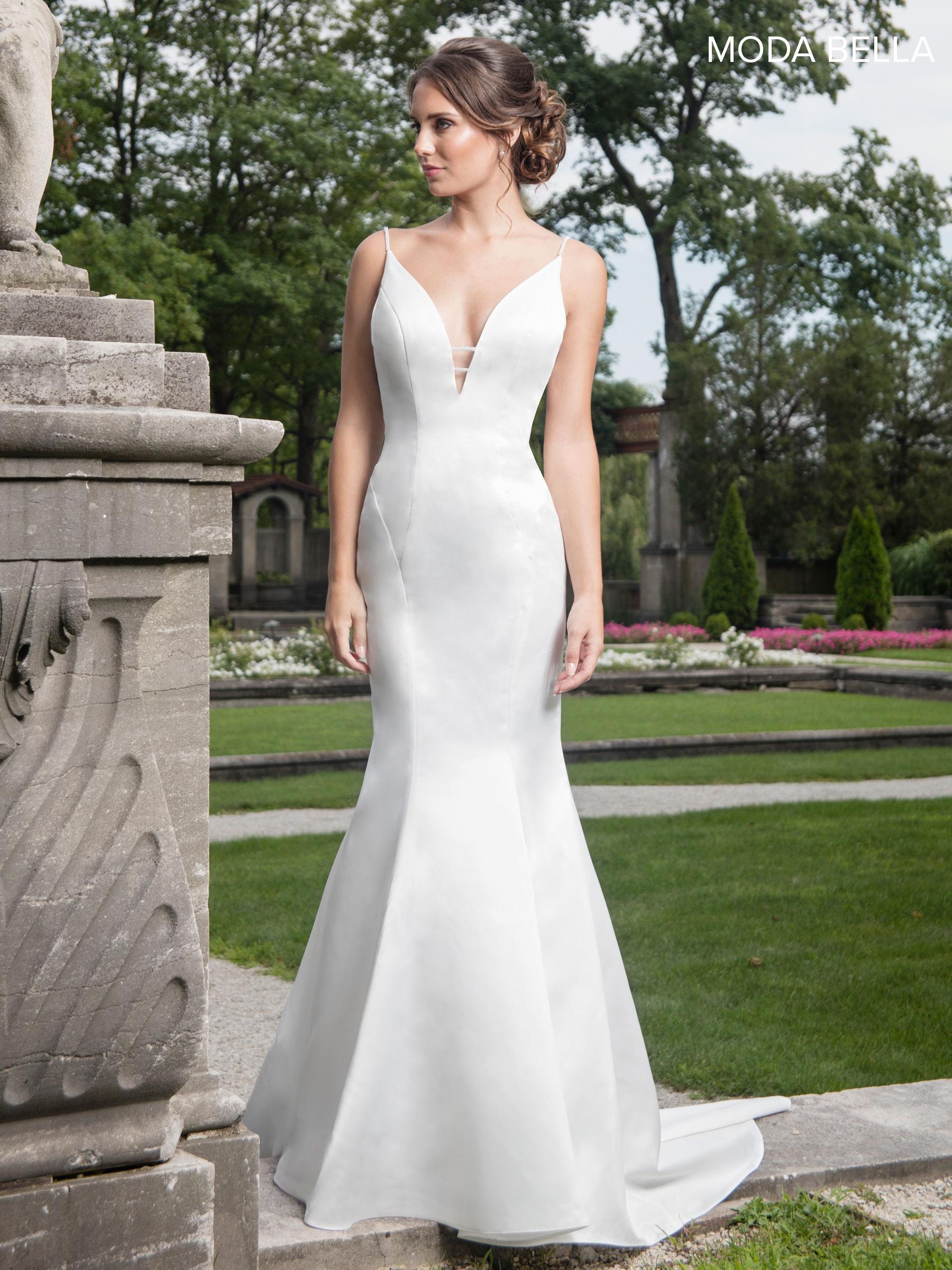 Bridal Dresses | Moda Bella | Style - MB2018