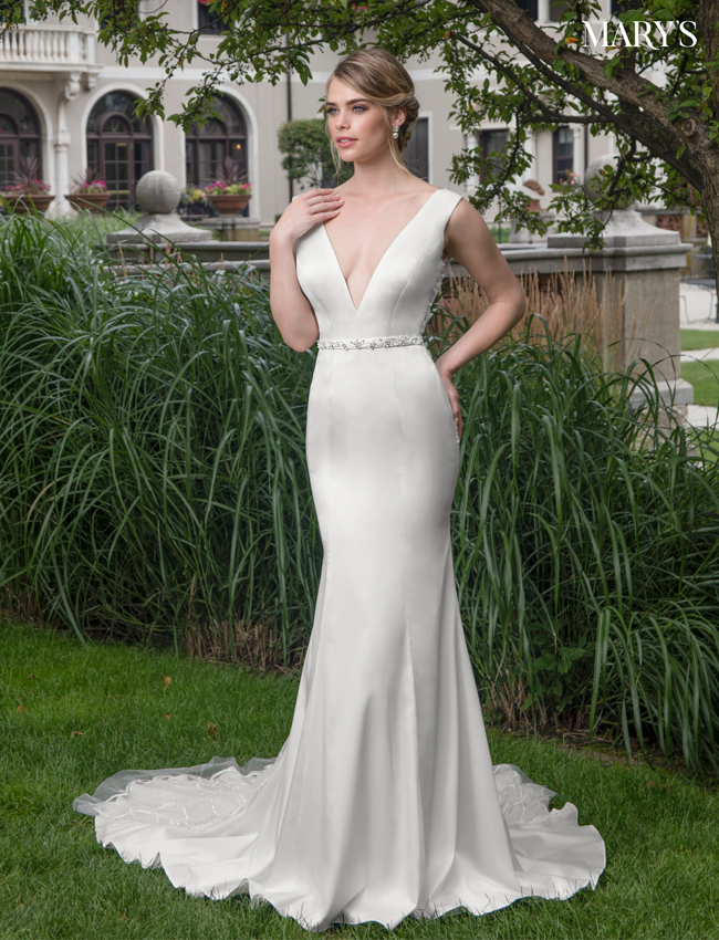 Color Bridal Dresses - Style - MB2019