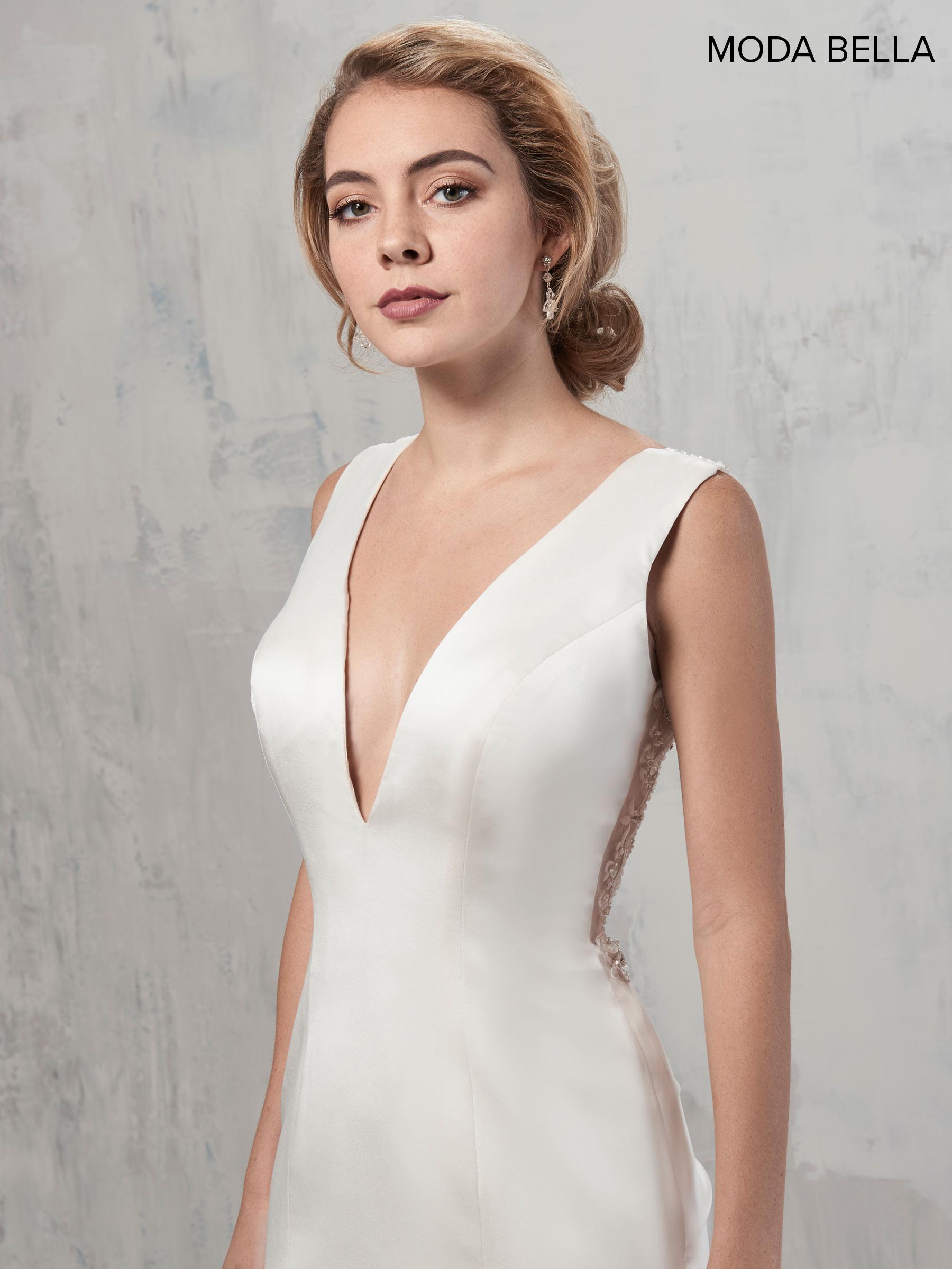 Bridal Dresses | Moda Bella | Style - MB2019