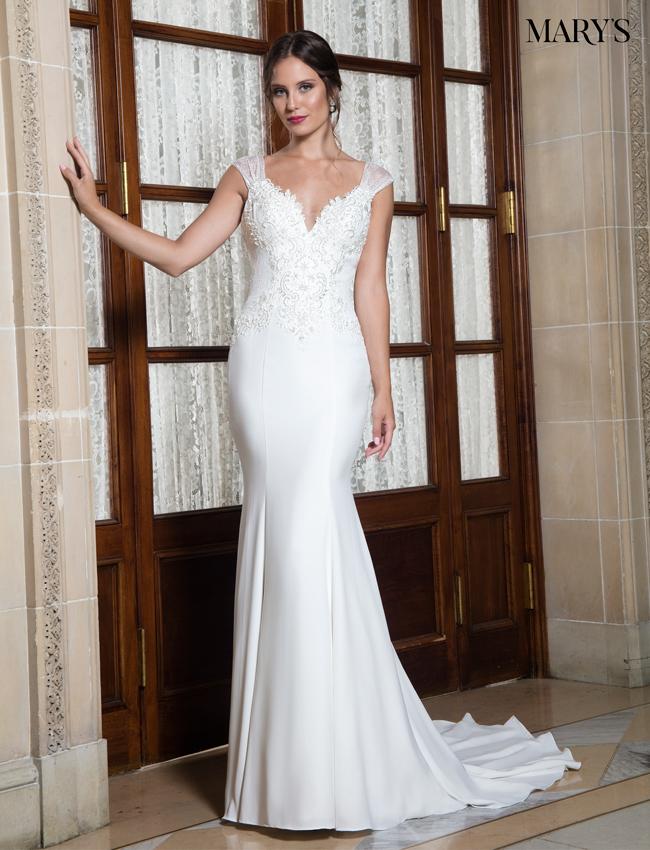 Color Bridal Dresses - Style - MB2020