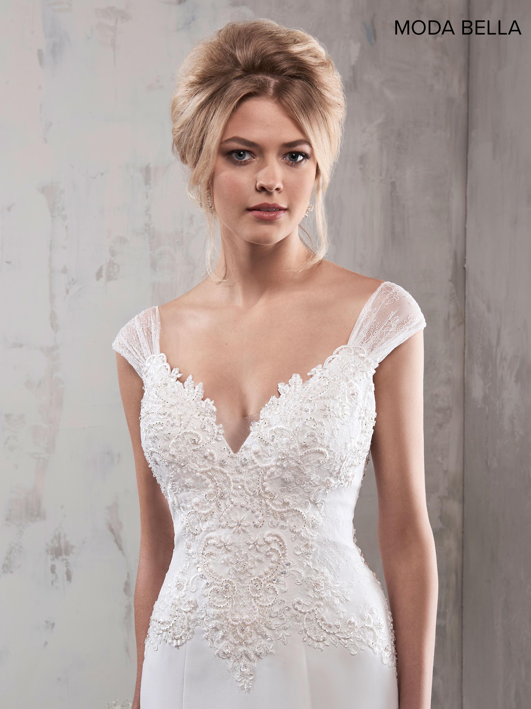 Bridal Dresses | Moda Bella | Style - MB2020