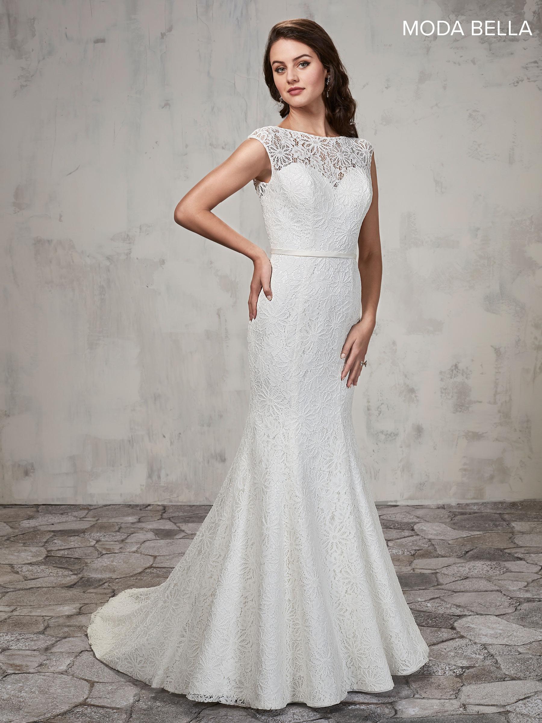 Bridal Dresses | Moda Bella | Style - MB2021