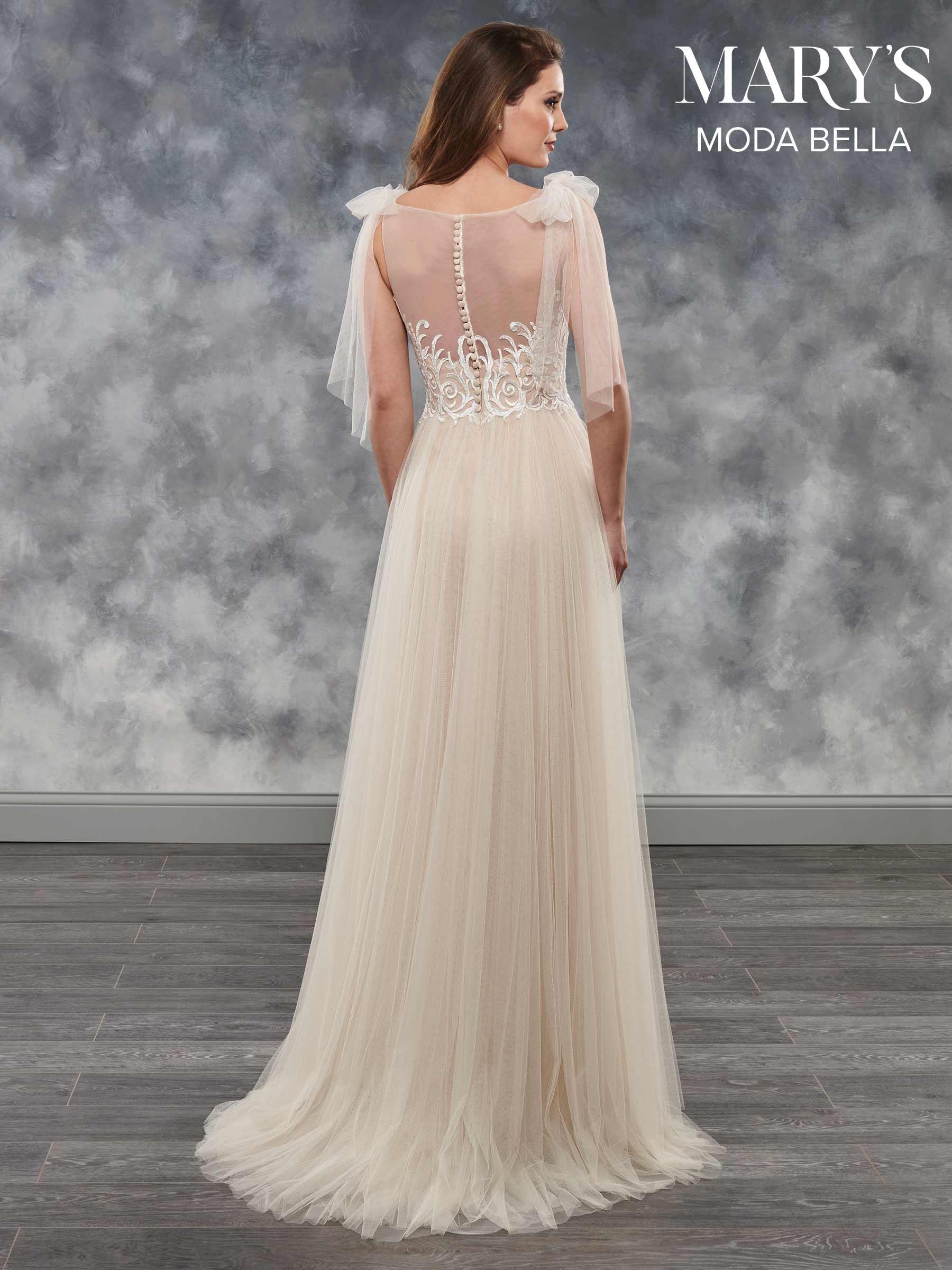 Bridal Dresses | Moda Bella | Style - MB2022