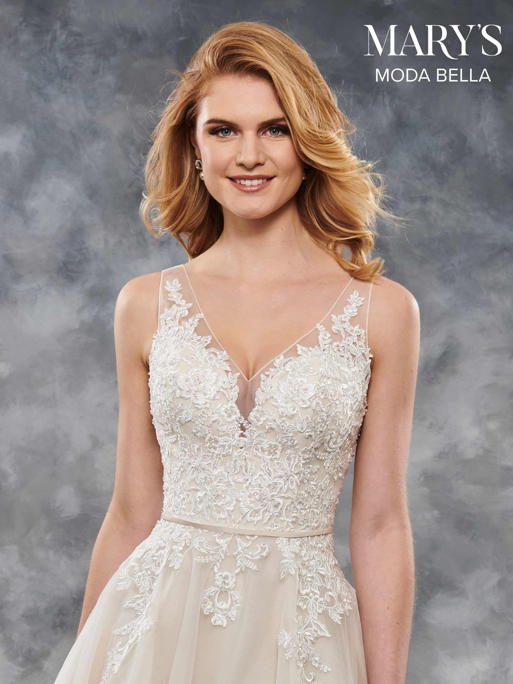 Bridal Dresses   Moda Bella   Style - MB2023