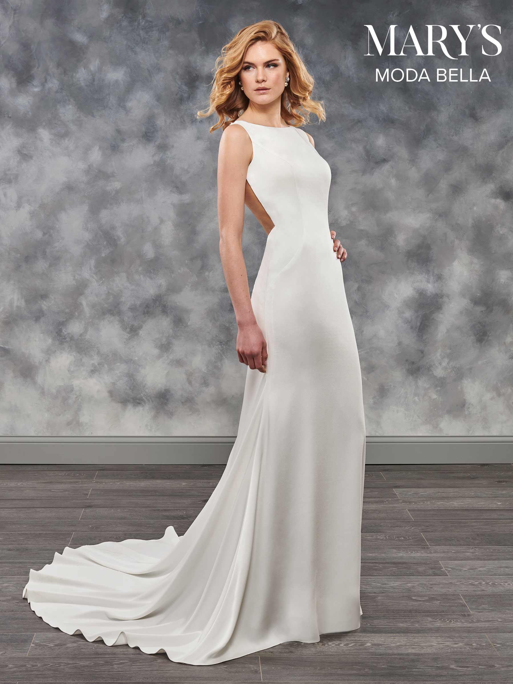 Bridal Dresses | Moda Bella | Style - MB2025