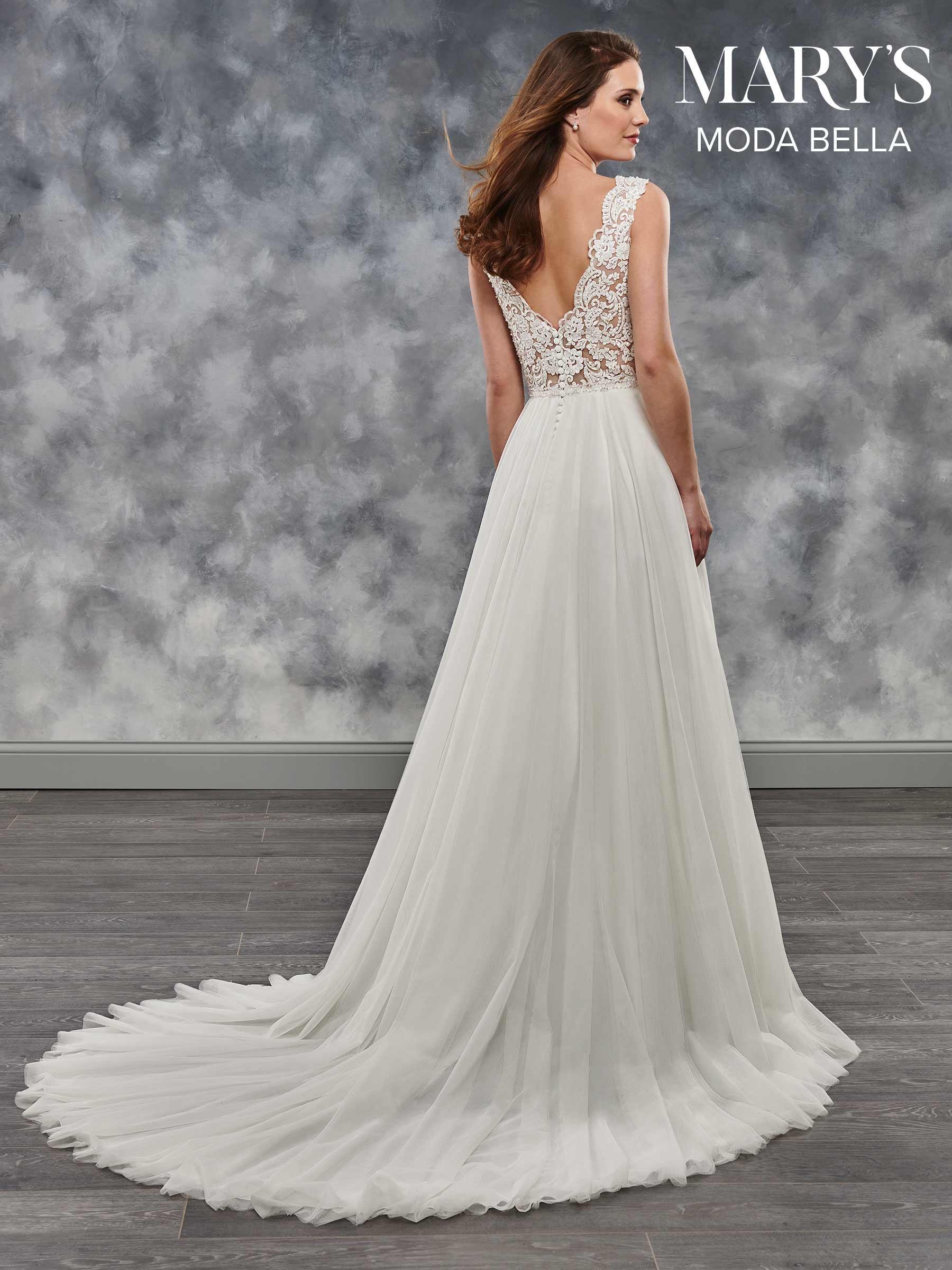 Bridal Dresses | Moda Bella | Style - MB2026