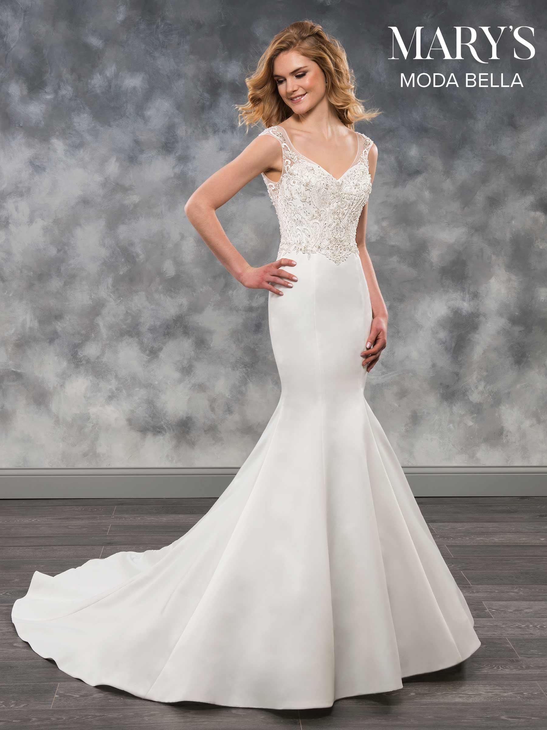 Bridal Dresses | Moda Bella | Style - MB2027