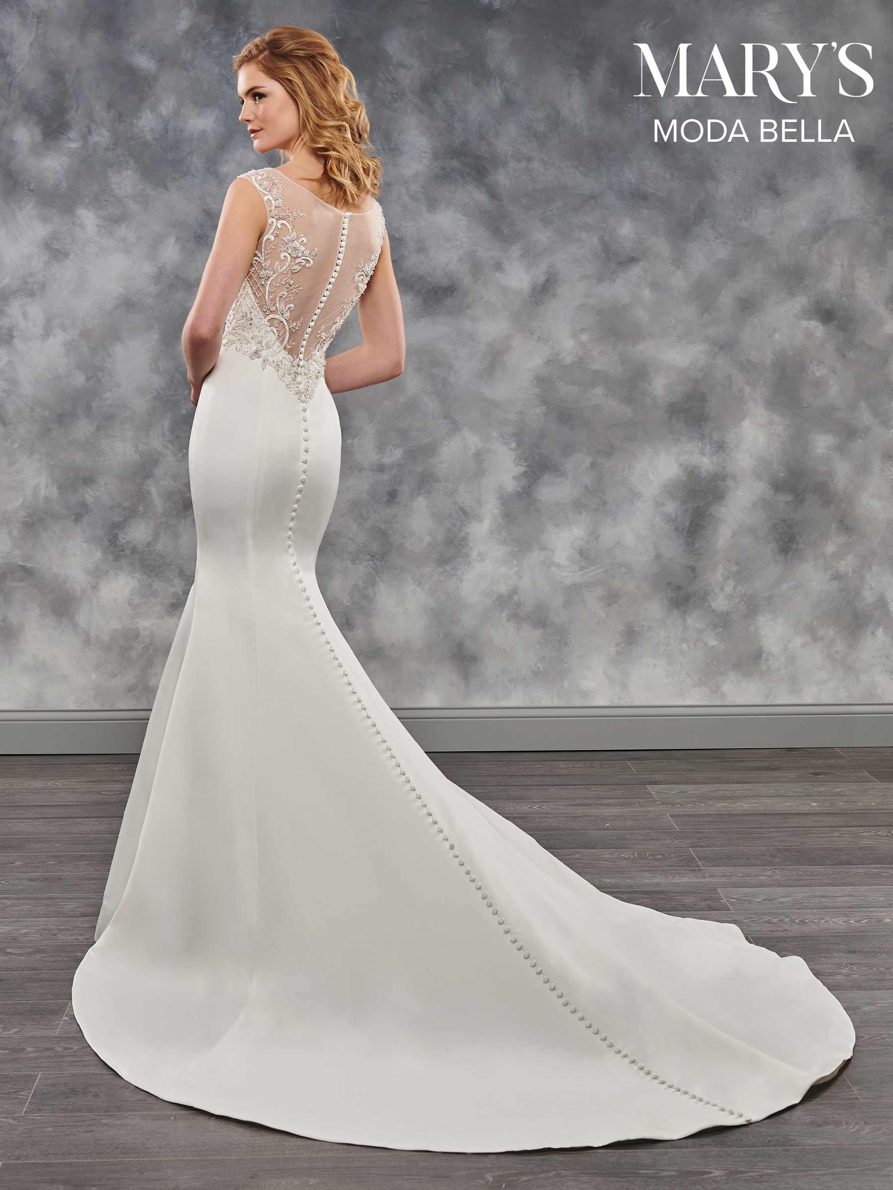 Bridal Dresses   Moda Bella   Style - MB2027