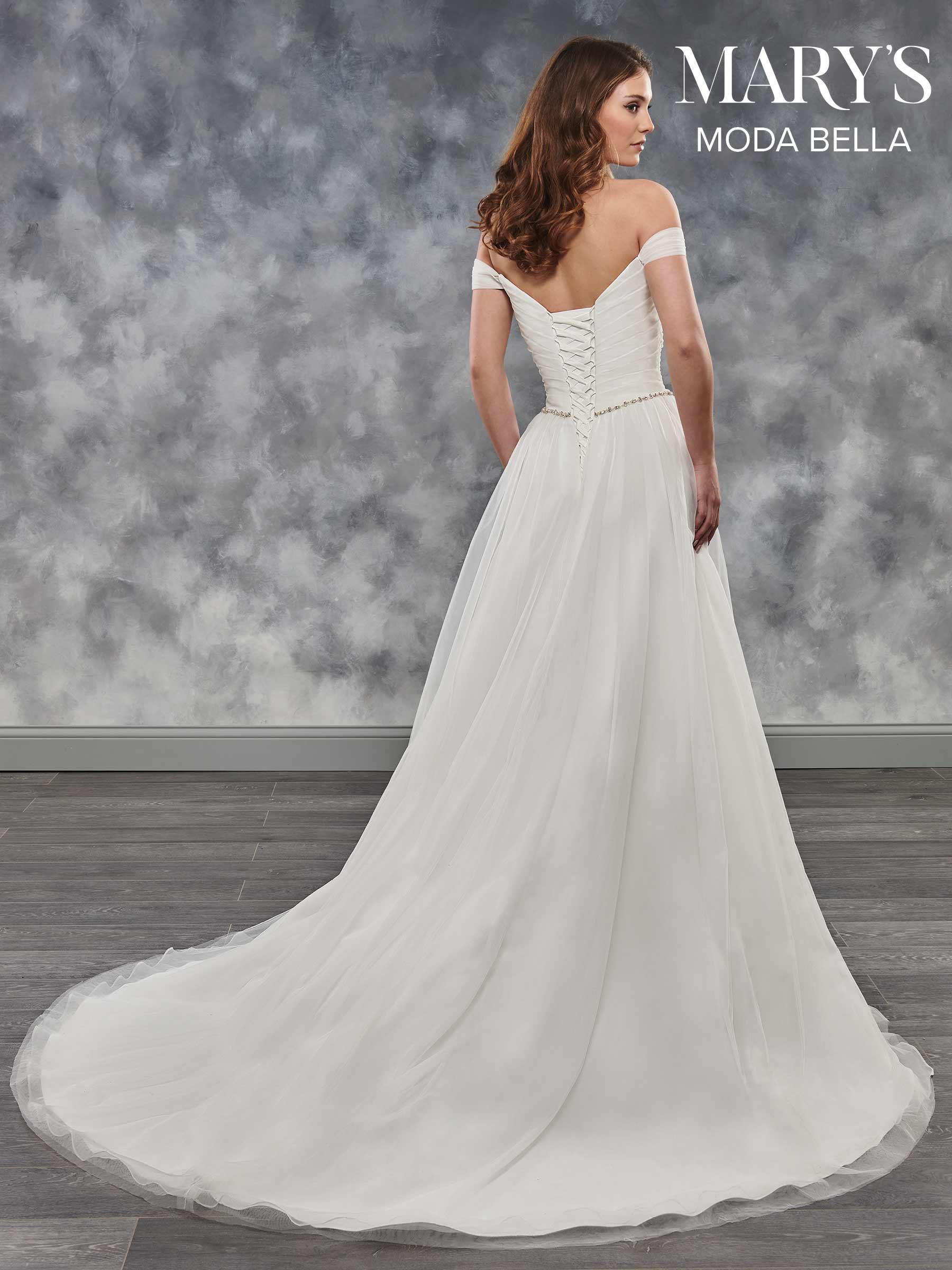 Bridal Dresses | Moda Bella | Style - MB2028
