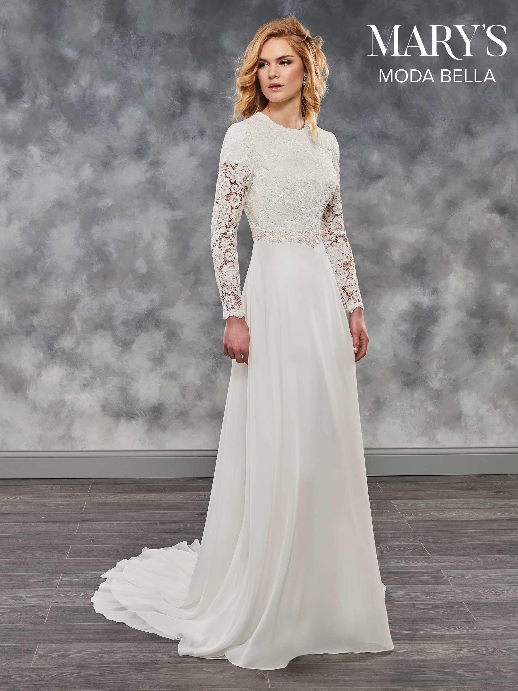 Bridal Dresses | Moda Bella | Style - MB2029