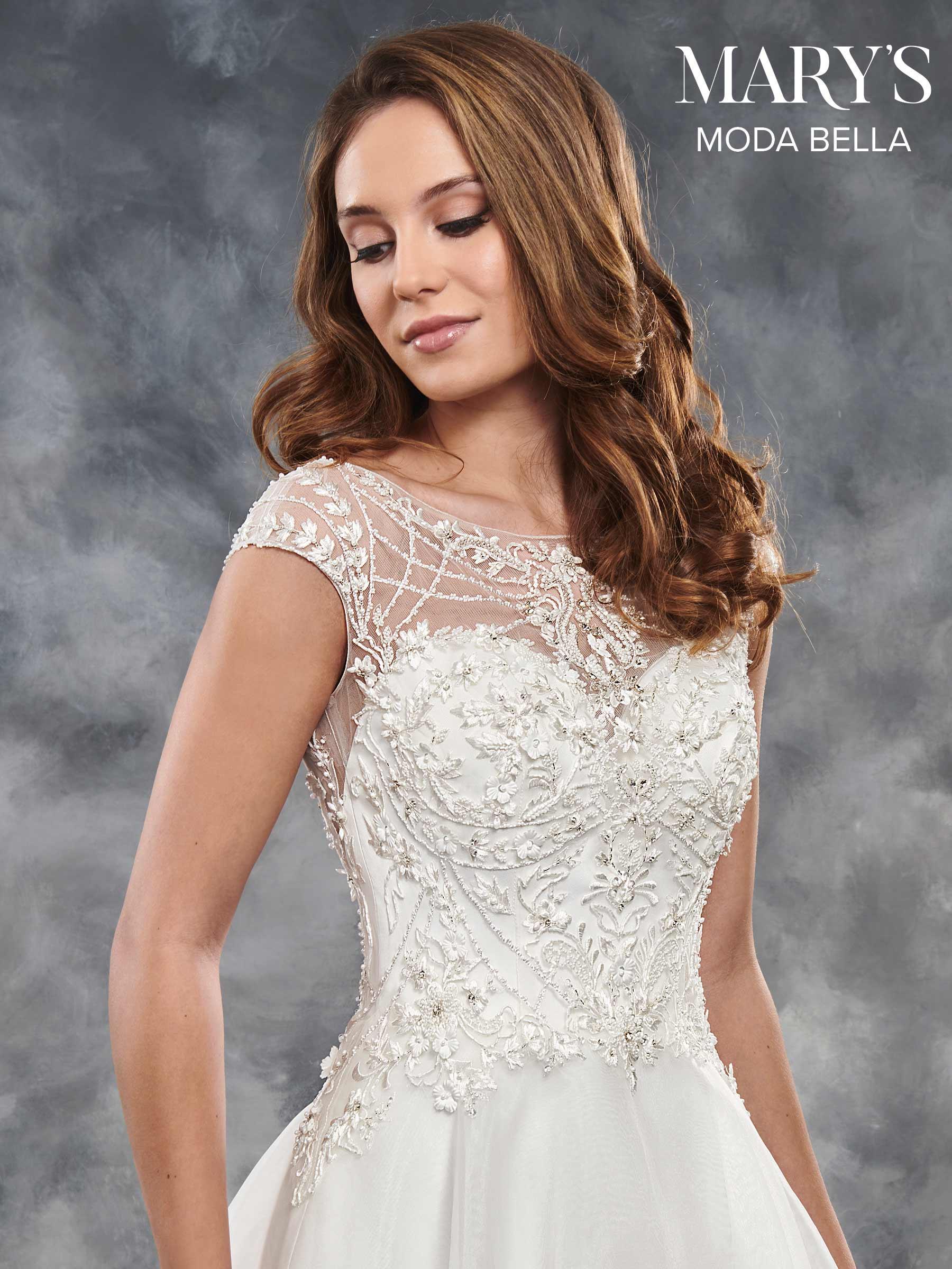 Bridal Dresses | Moda Bella | Style - MB2030