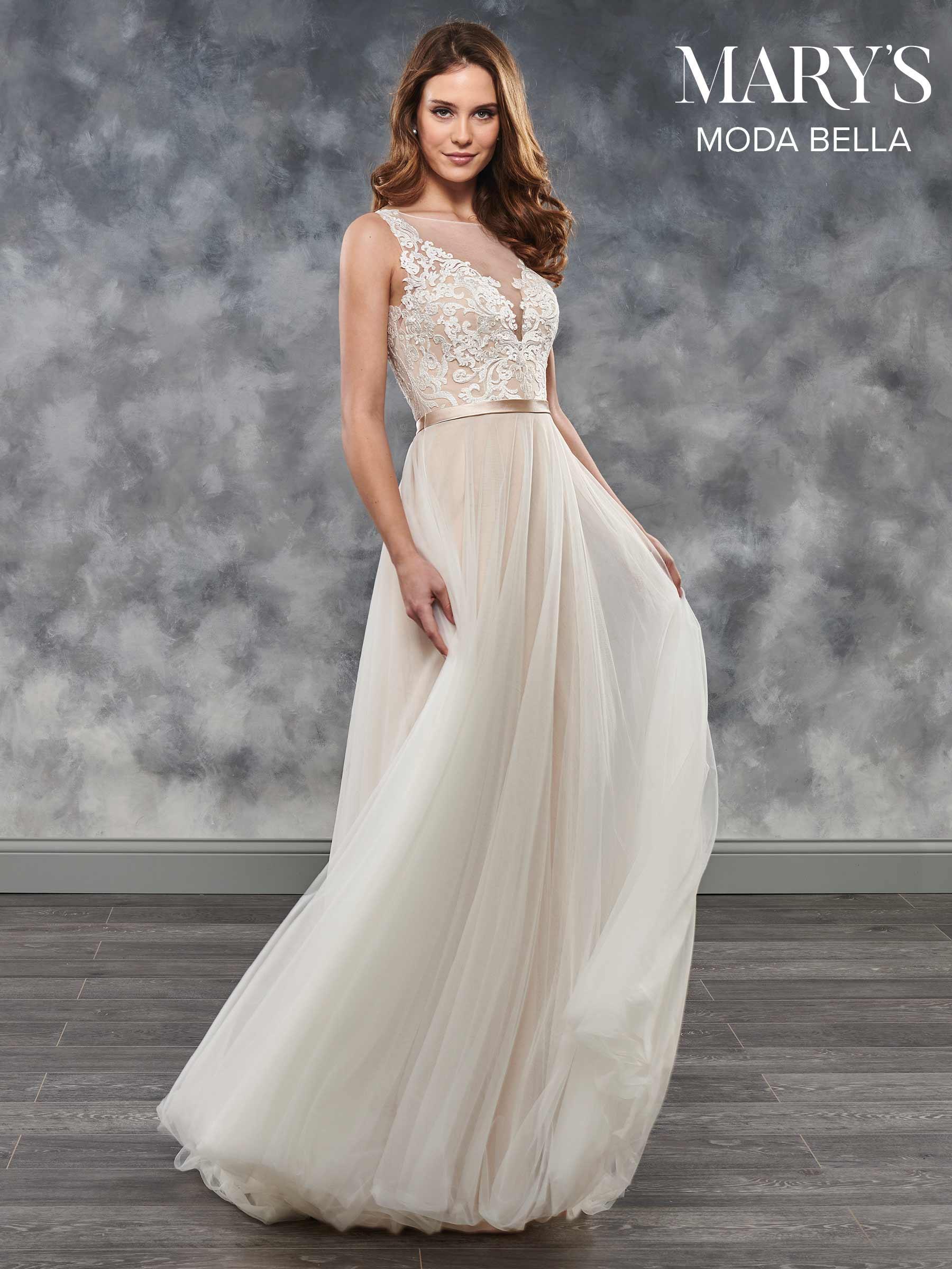 Bridal Dresses | Moda Bella | Style - MB2032