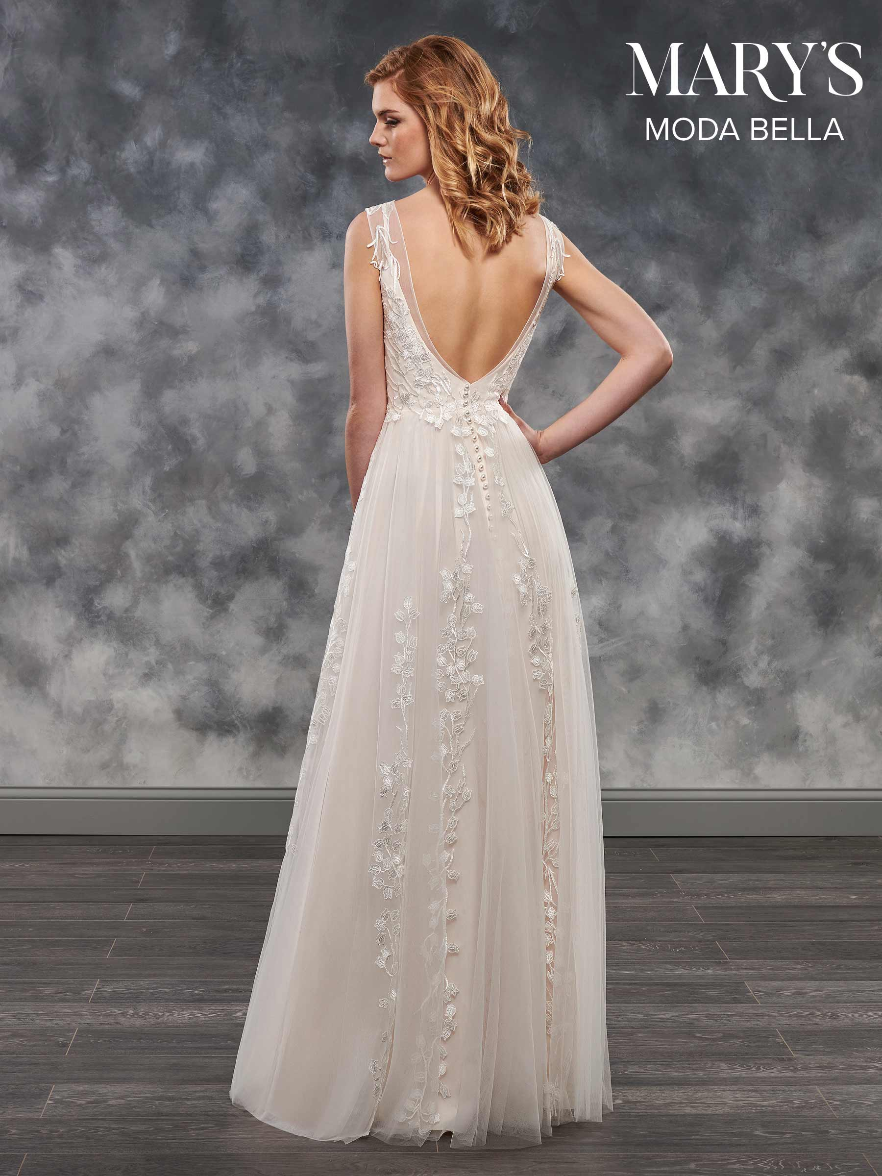 Bridal Dresses | Moda Bella | Style - MB2033