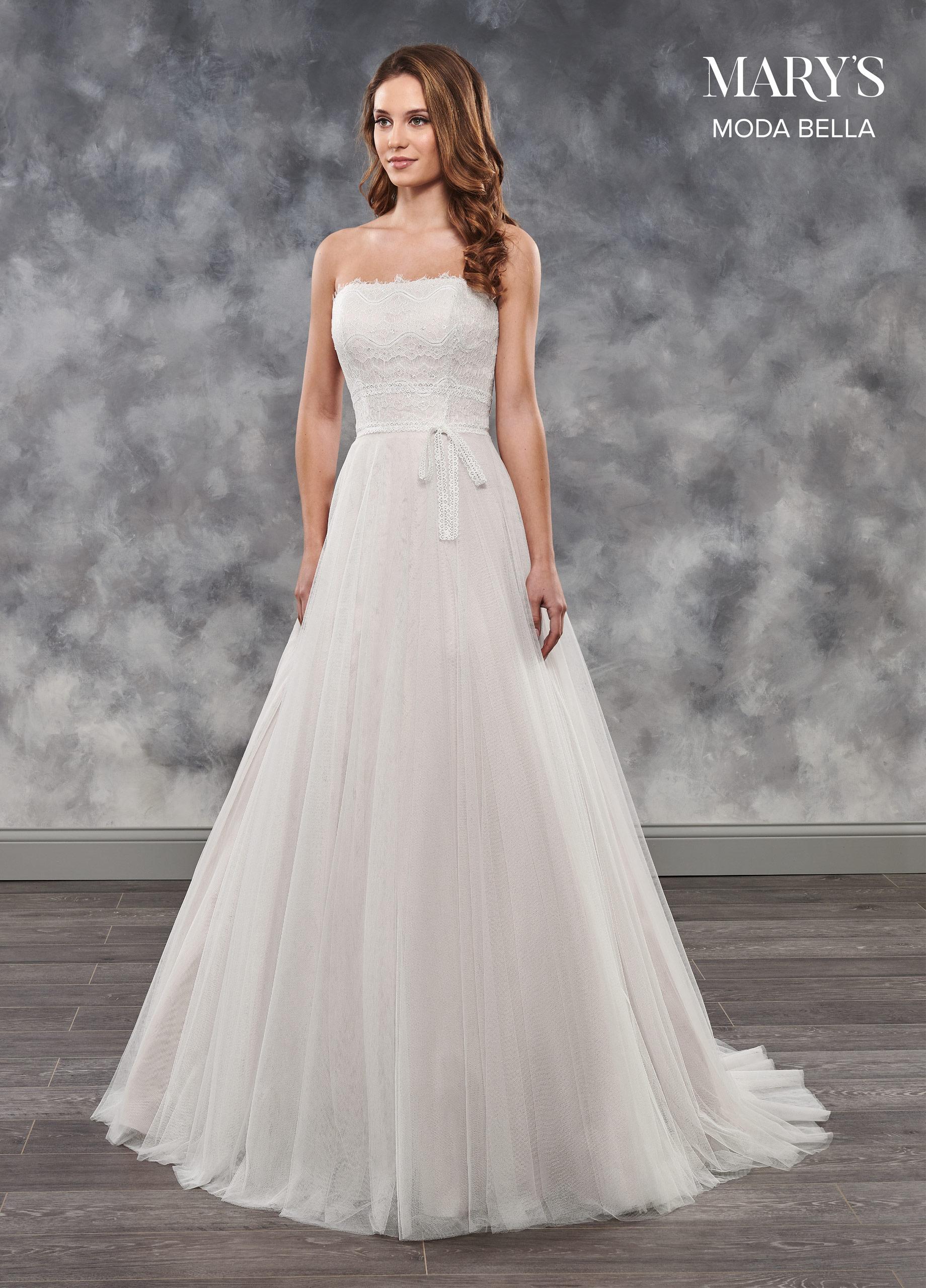 Bridal Dresses | Moda Bella | Style - MB2034