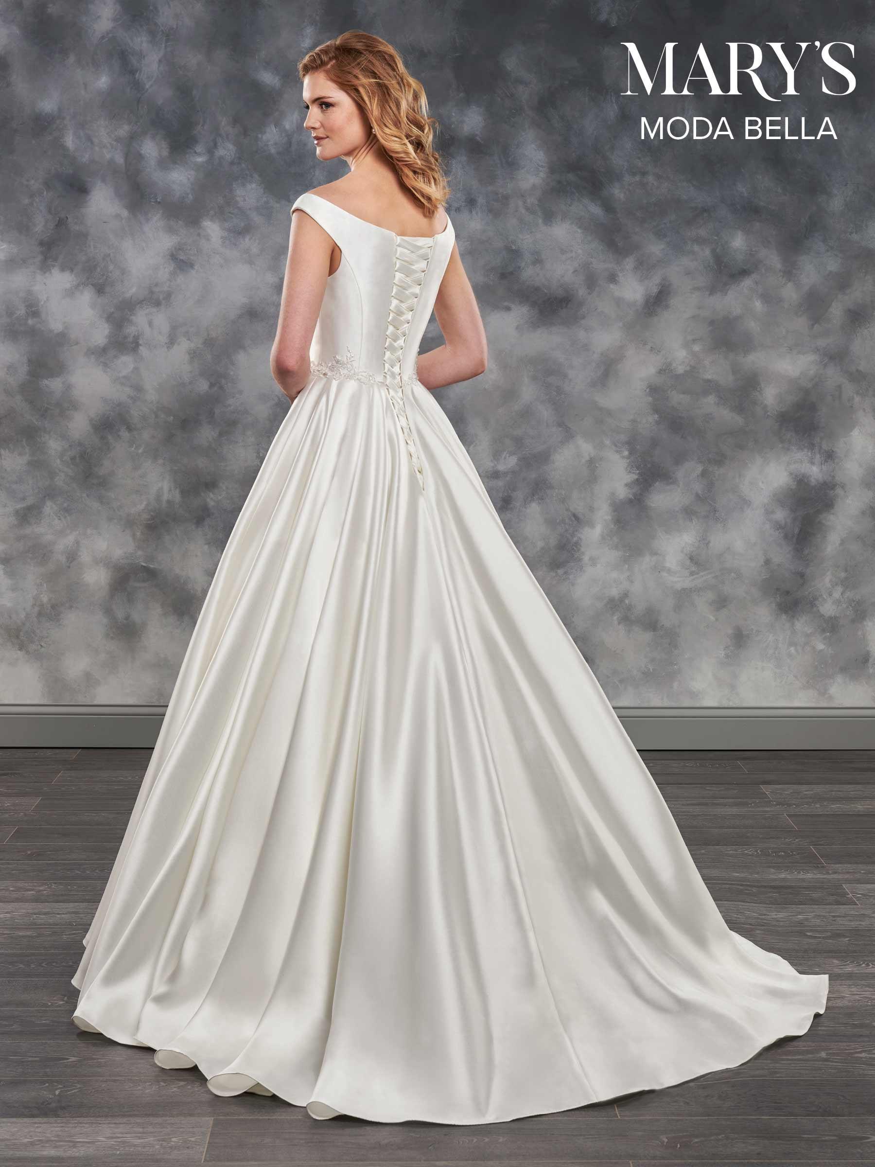 Bridal Dresses | Moda Bella | Style - MB2037