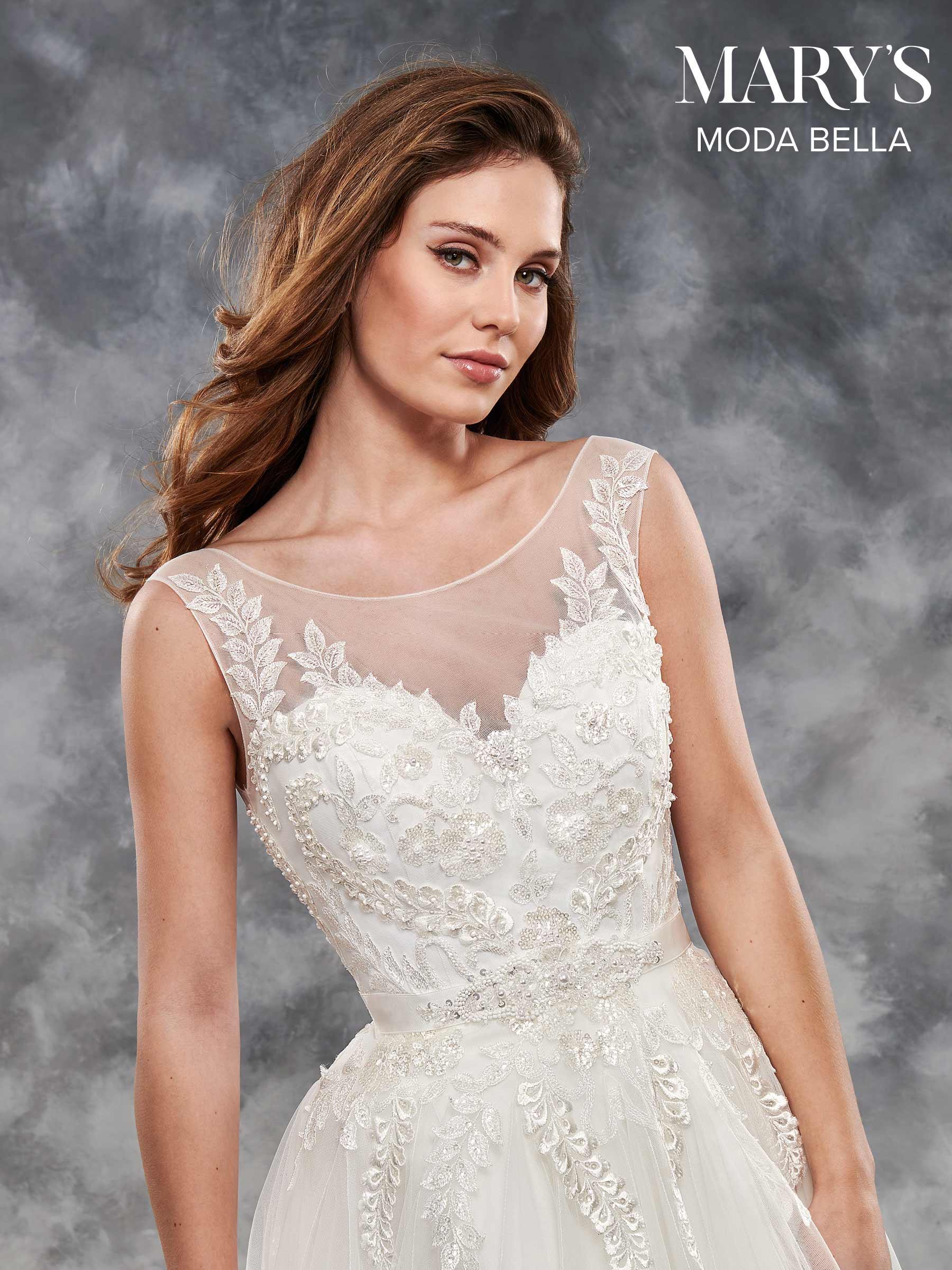 Bridal Dresses | Moda Bella | Style - MB2039