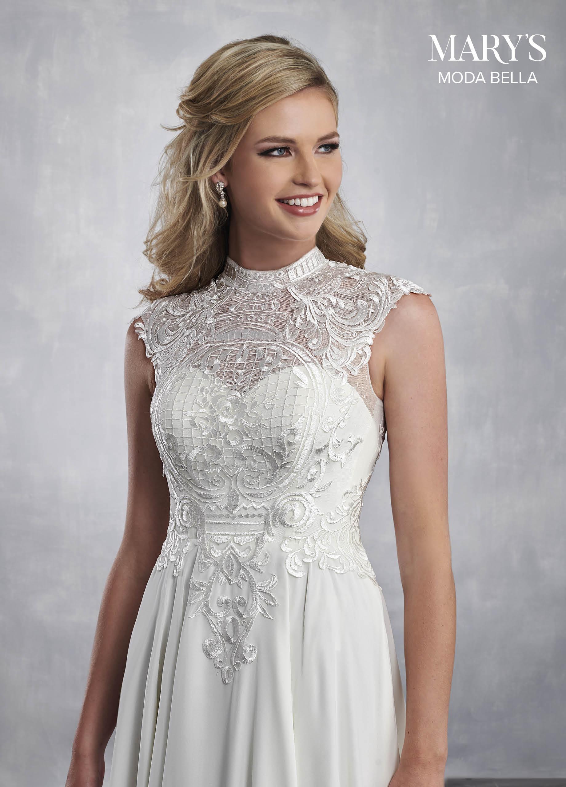 Bridal Dresses | Moda Bella | Style - MB2040