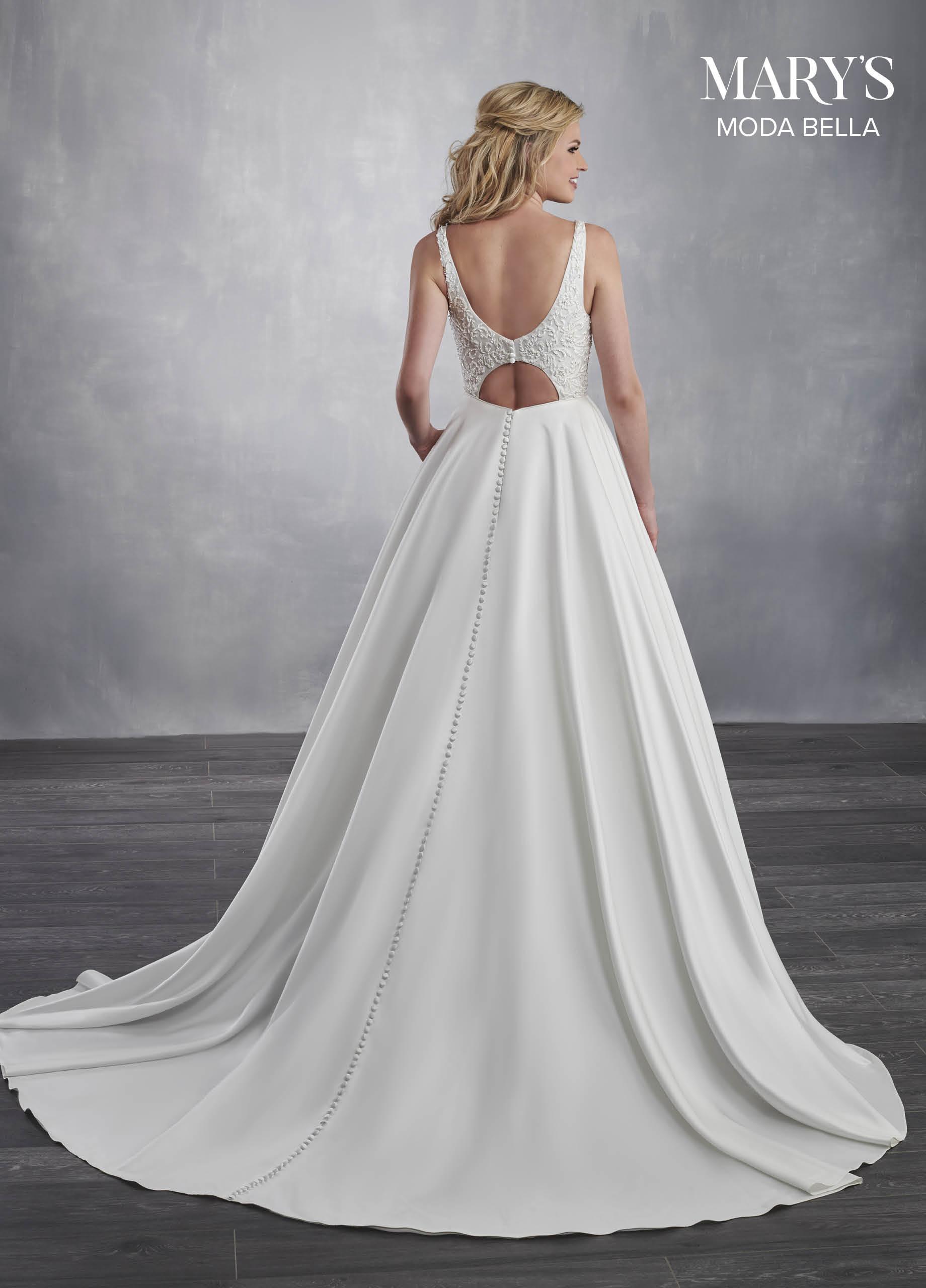 Bridal Dresses | Moda Bella | Style - MB2042