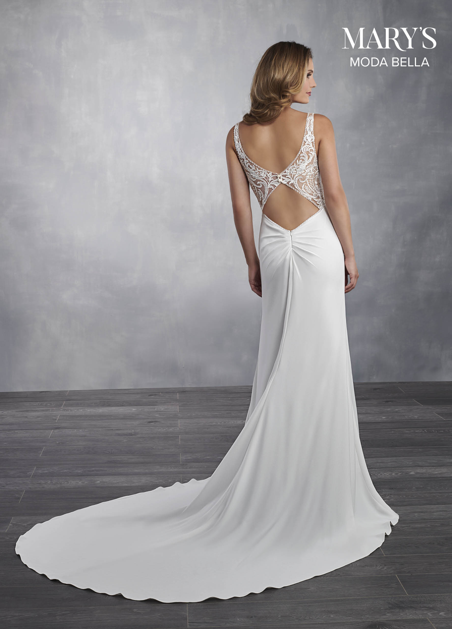 Bridal Dresses   Moda Bella   Style - MB2045