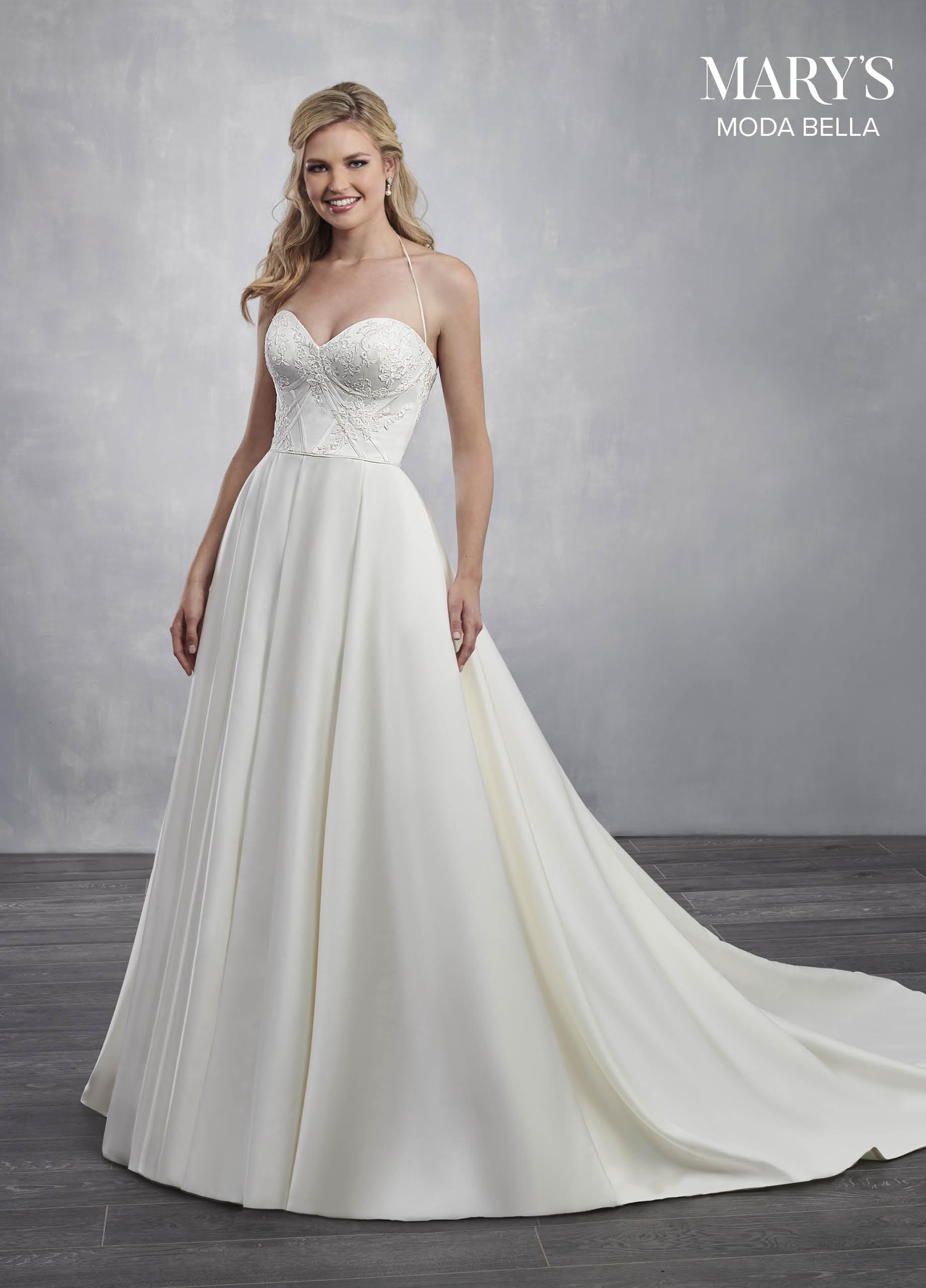 Bridal Dresses   Moda Bella   Style - MB2047