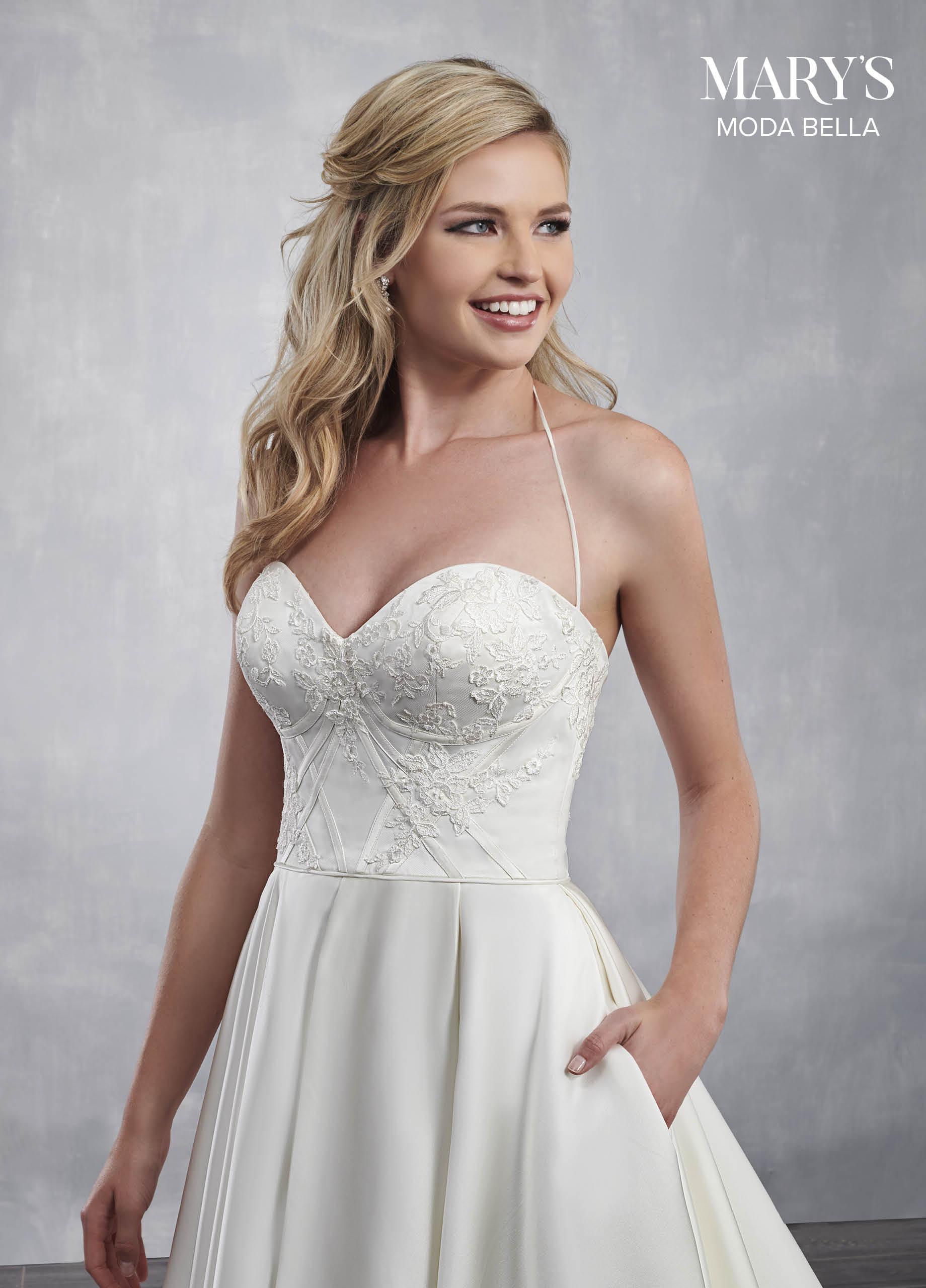Bridal Dresses | Moda Bella | Style - MB2047