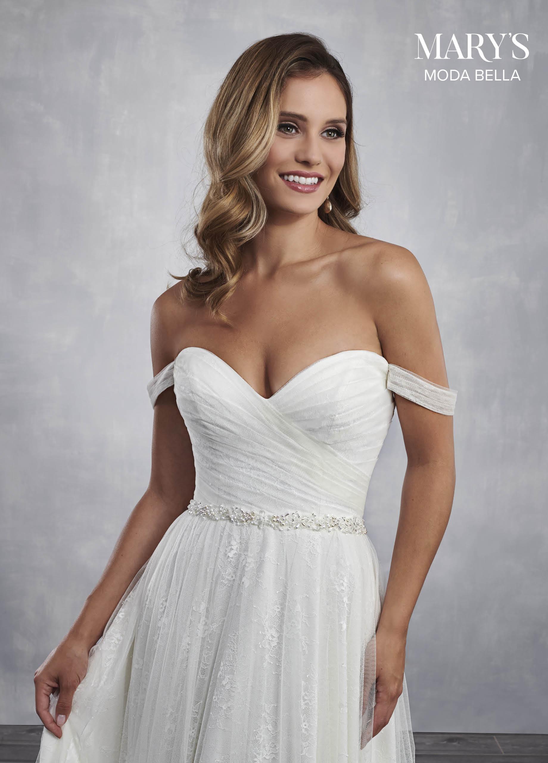 Bridal Dresses | Moda Bella | Style - MB2048