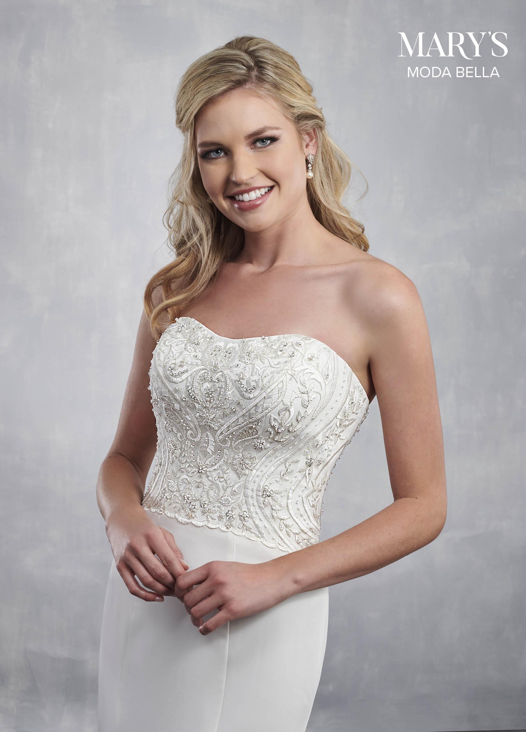 Bridal Dresses | Moda Bella | Style - MB2049