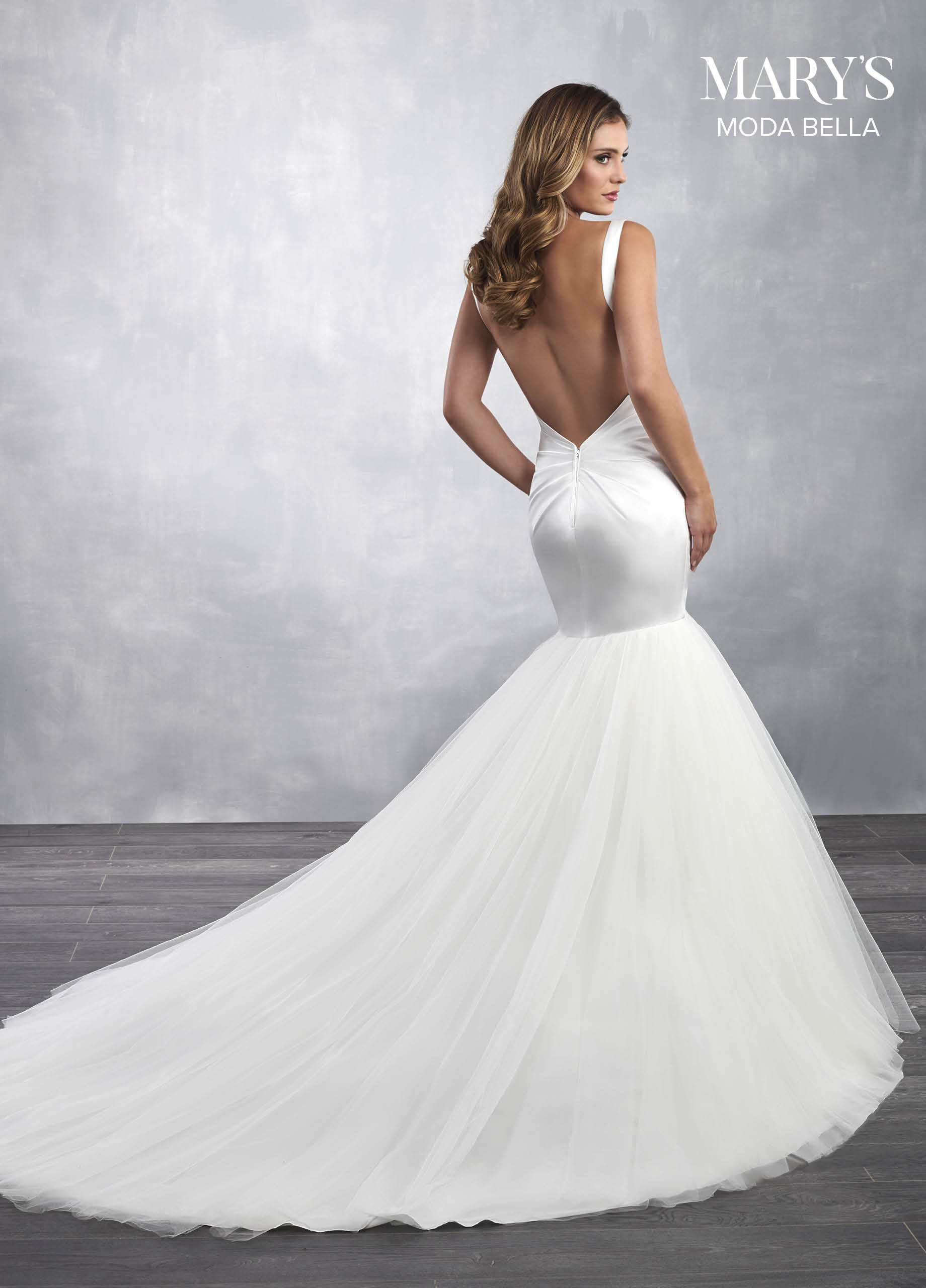 Bridal Dresses | Moda Bella | Style - MB2050