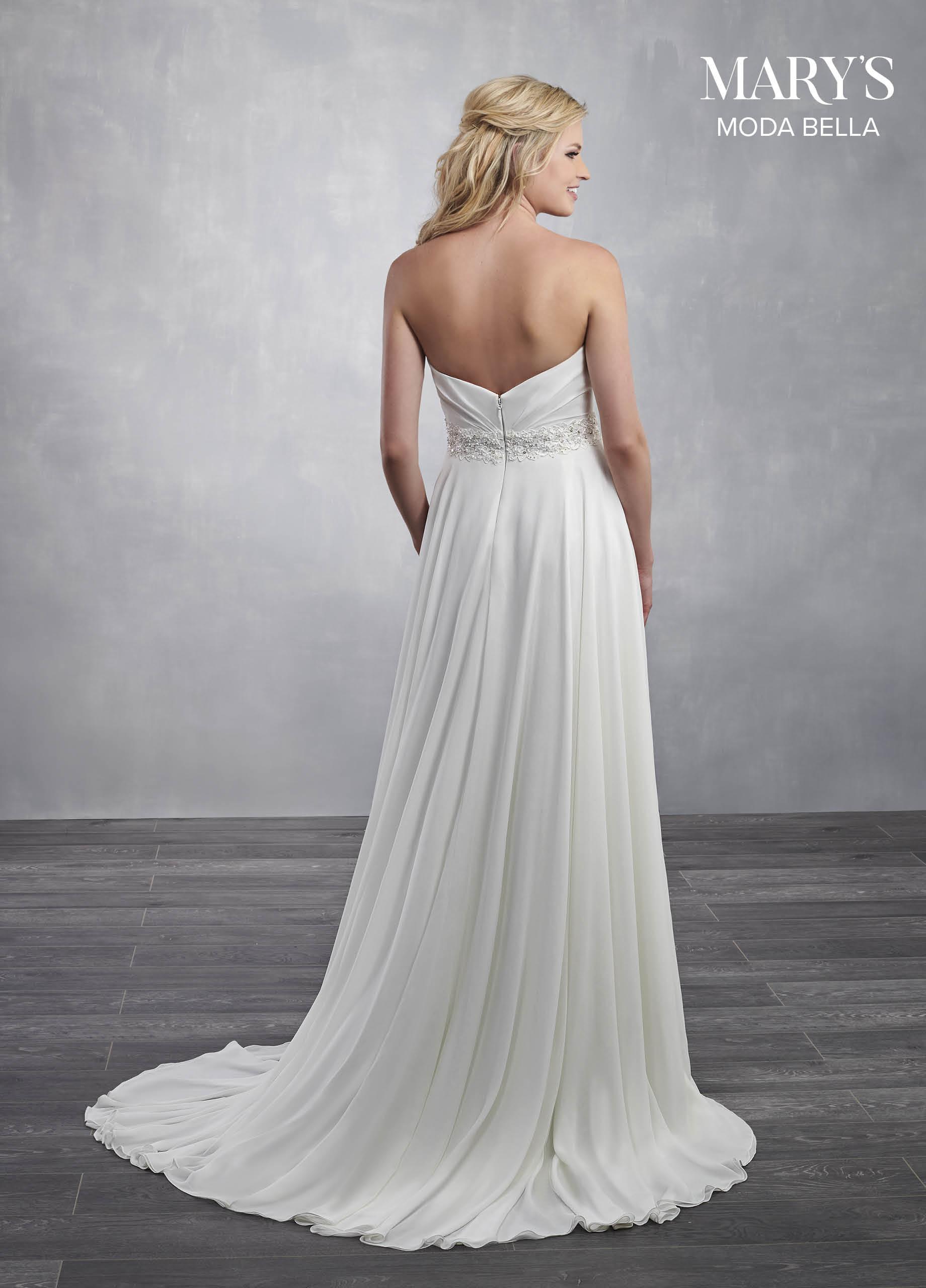 Bridal Dresses | Moda Bella | Style - MB2051