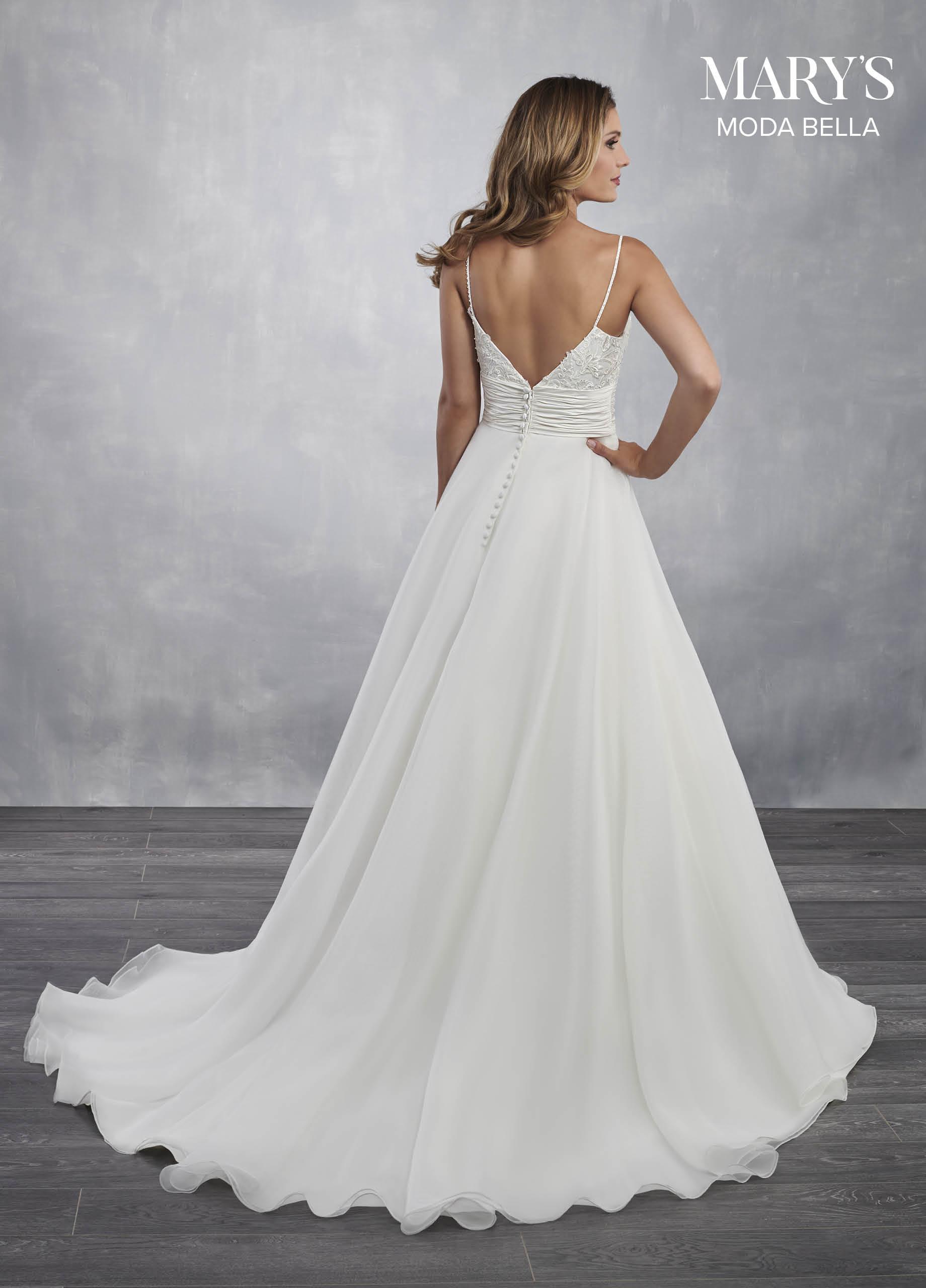 Bridal Dresses | Moda Bella | Style - MB2052