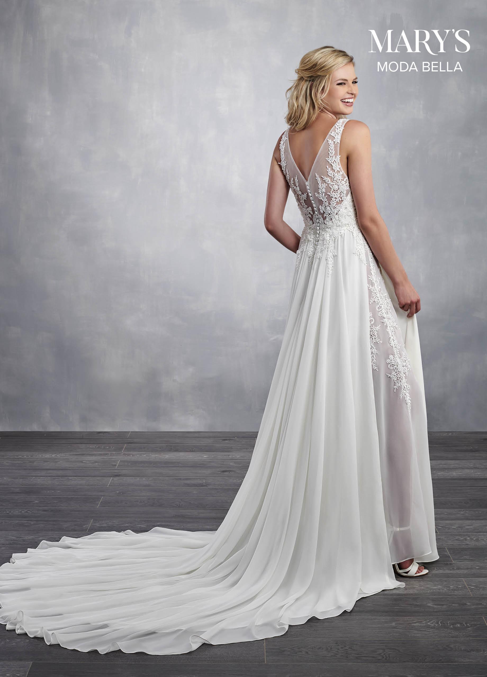 Bridal Dresses | Moda Bella | Style - MB2053