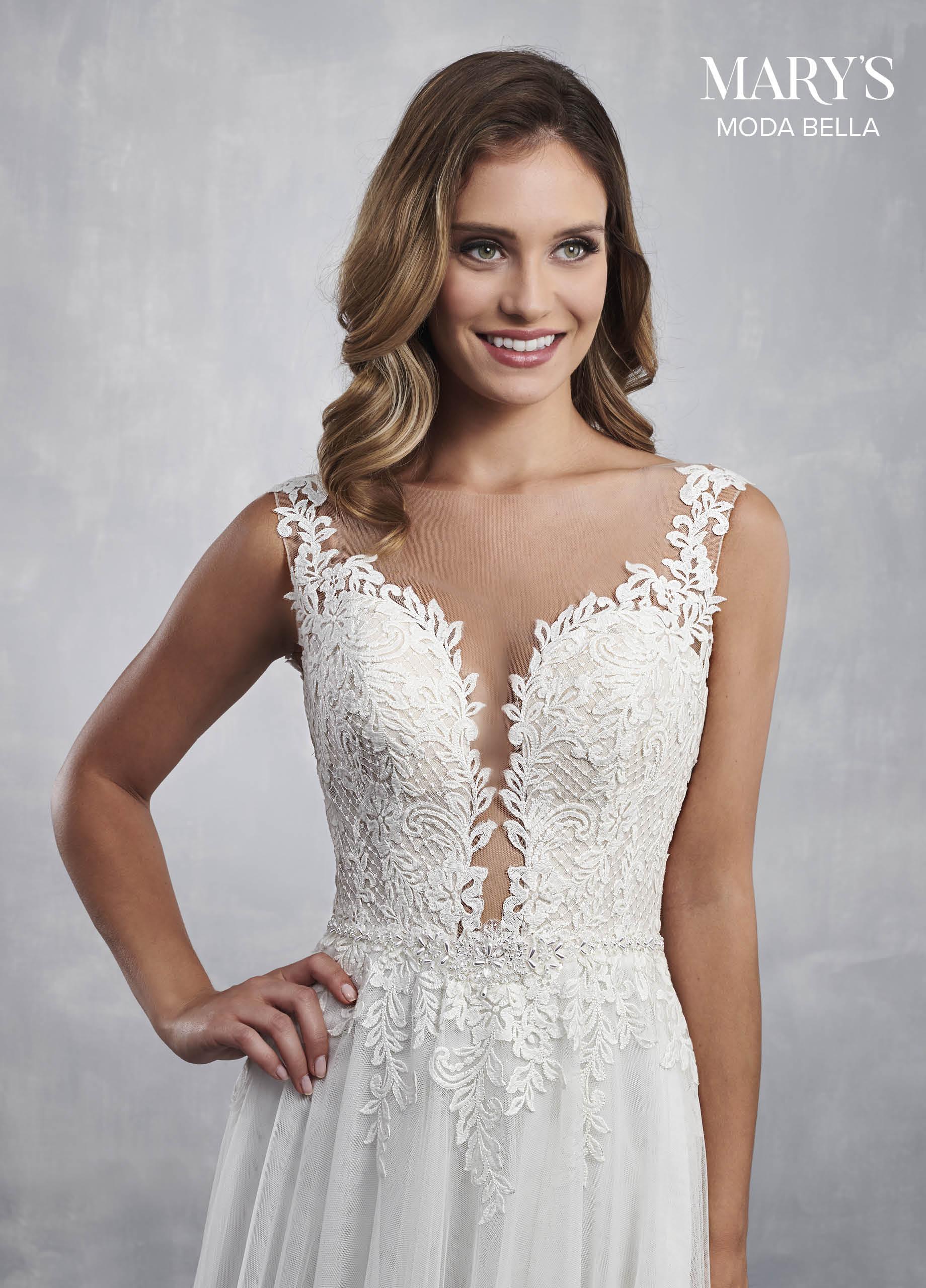 Bridal Dresses | Moda Bella | Style - MB2054